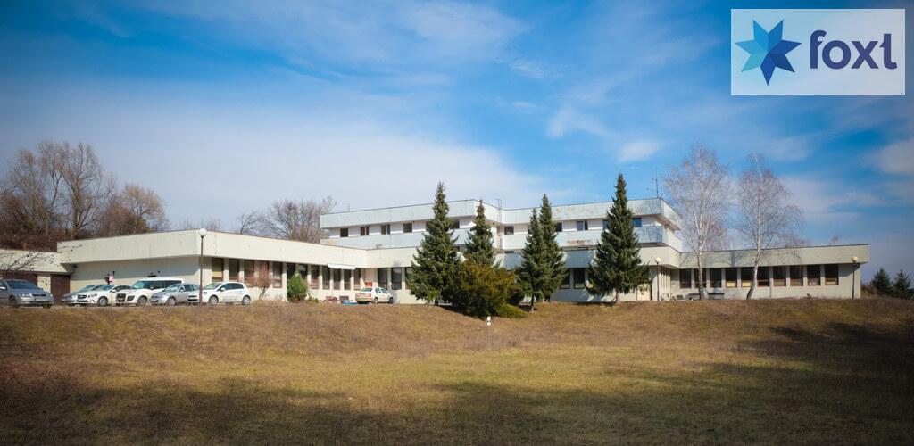 Zdravotnícke zariadenie,bývale sanatórium,komplex na predaj, Limbach, Potočná ulica, pozemky 21164m2, úžitkova spolu 3159m2-0