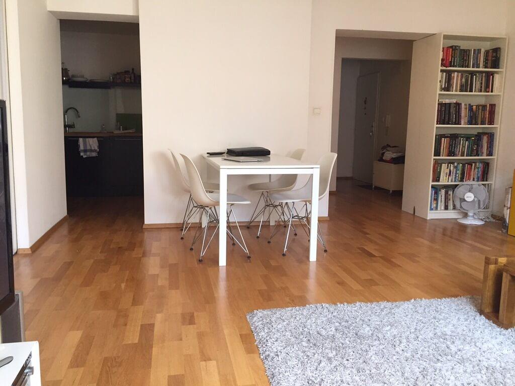 Prenajaté – 2 izb. byt, v centre na Klemensova ulici-6