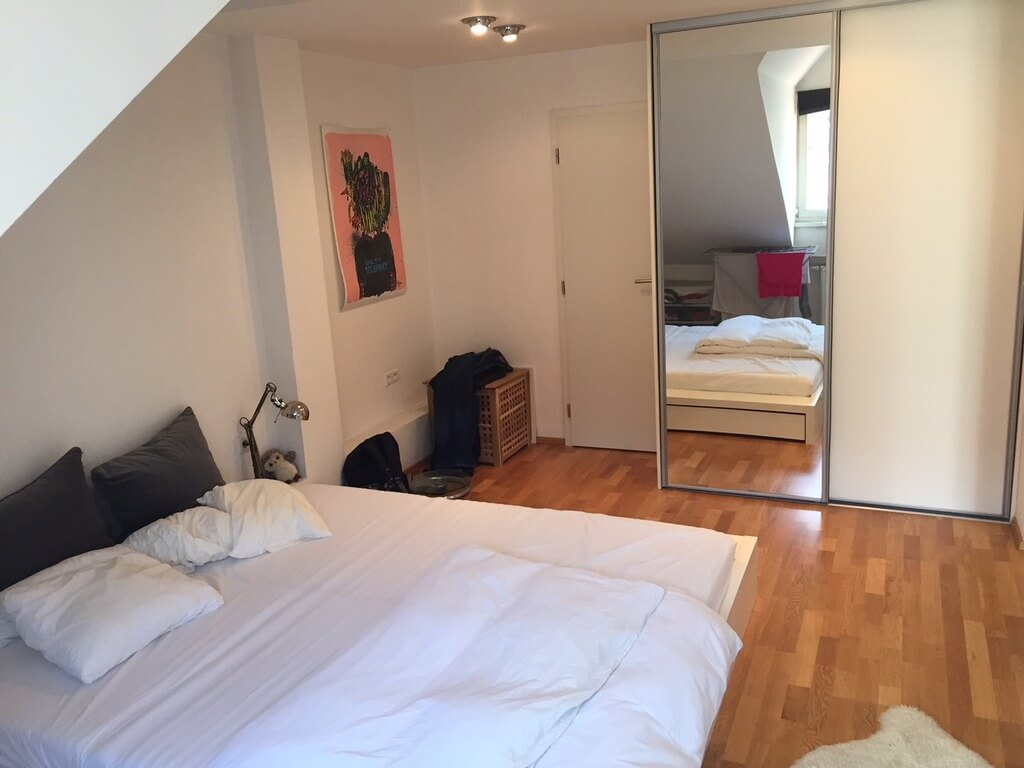 Prenajaté – 2 izb. byt, v centre na Klemensova ulici-1