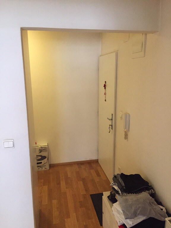 Prenajaté – 2 izb. byt, v centre na Klemensova ulici-16