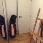 Prenajaté – 2 izb. byt, v centre na Klemensova ulici-14
