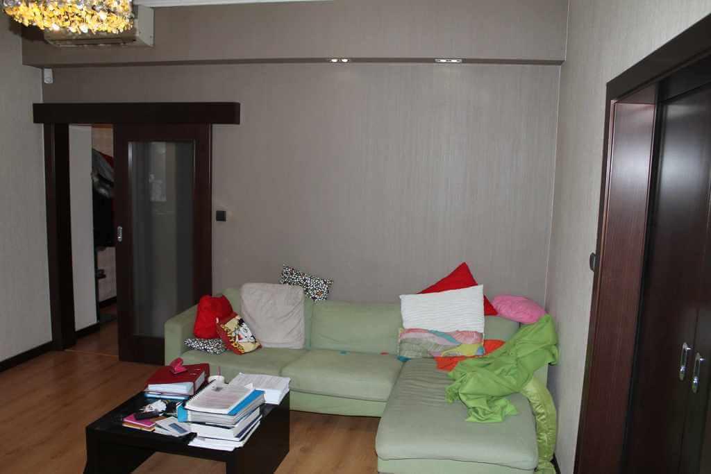 Predané Predaj exkluzívneho 3,5 izb. bytu,v centre, ulica Dostojevského rad v Bratislave, vedľa Jakubovho námestia, 94m2, kompletne zariadený-34