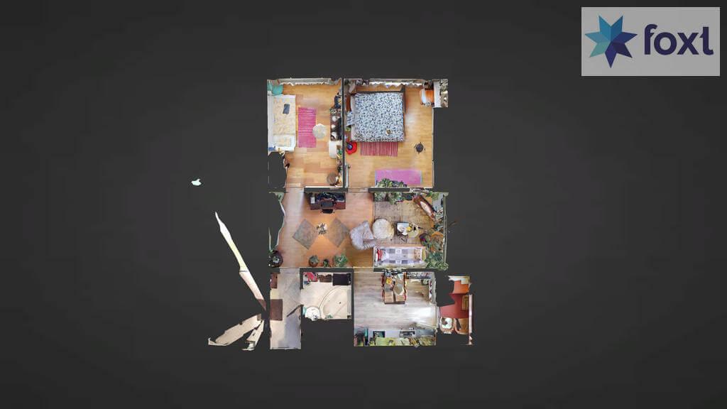 Predaný 3 izbový byt po čiastočnej rekonštrukcii-10