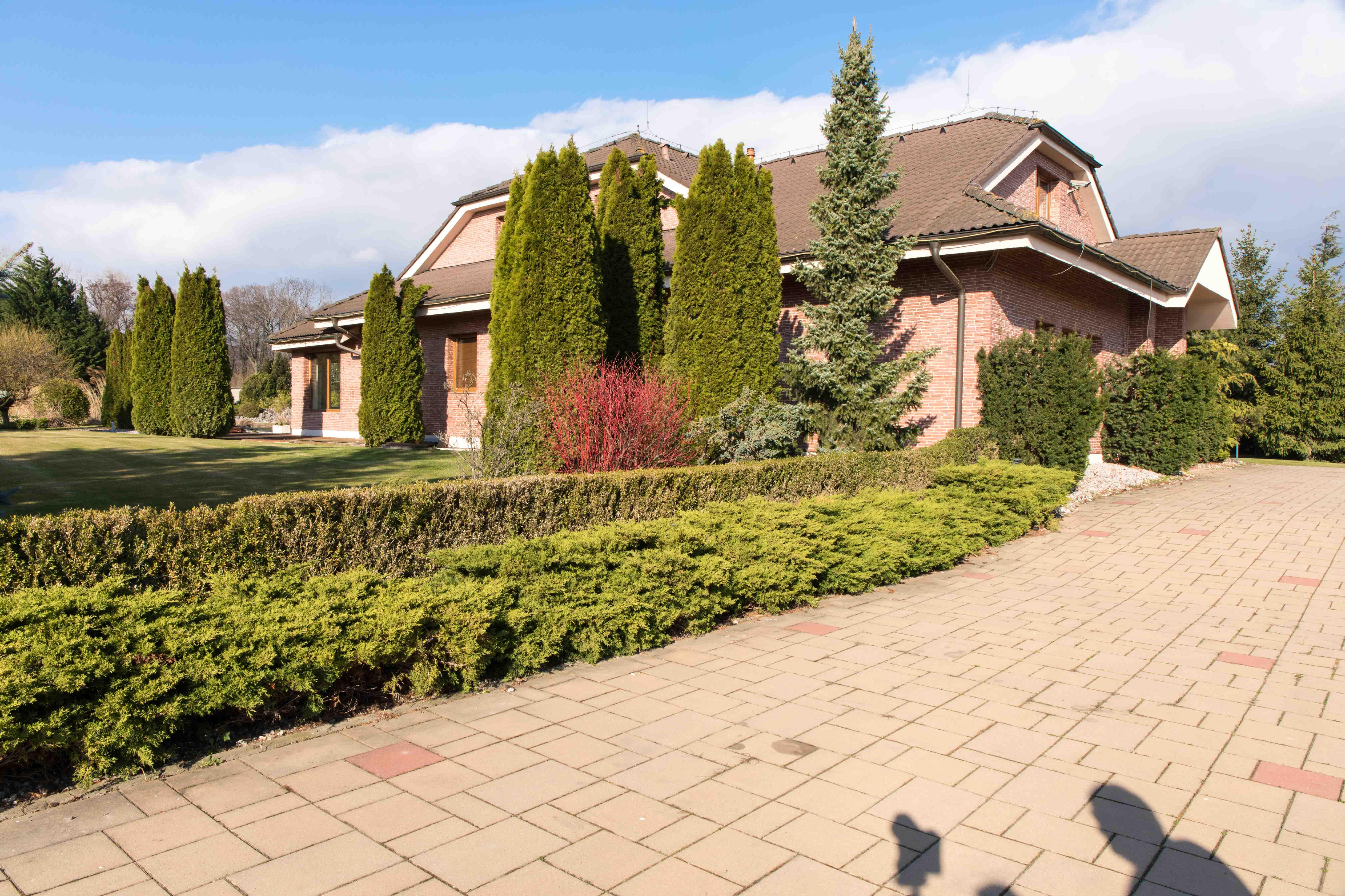 Rodinná Vila, Limbach, prírodné jazero, 4030 m2, úžitková plocha 420m2-0