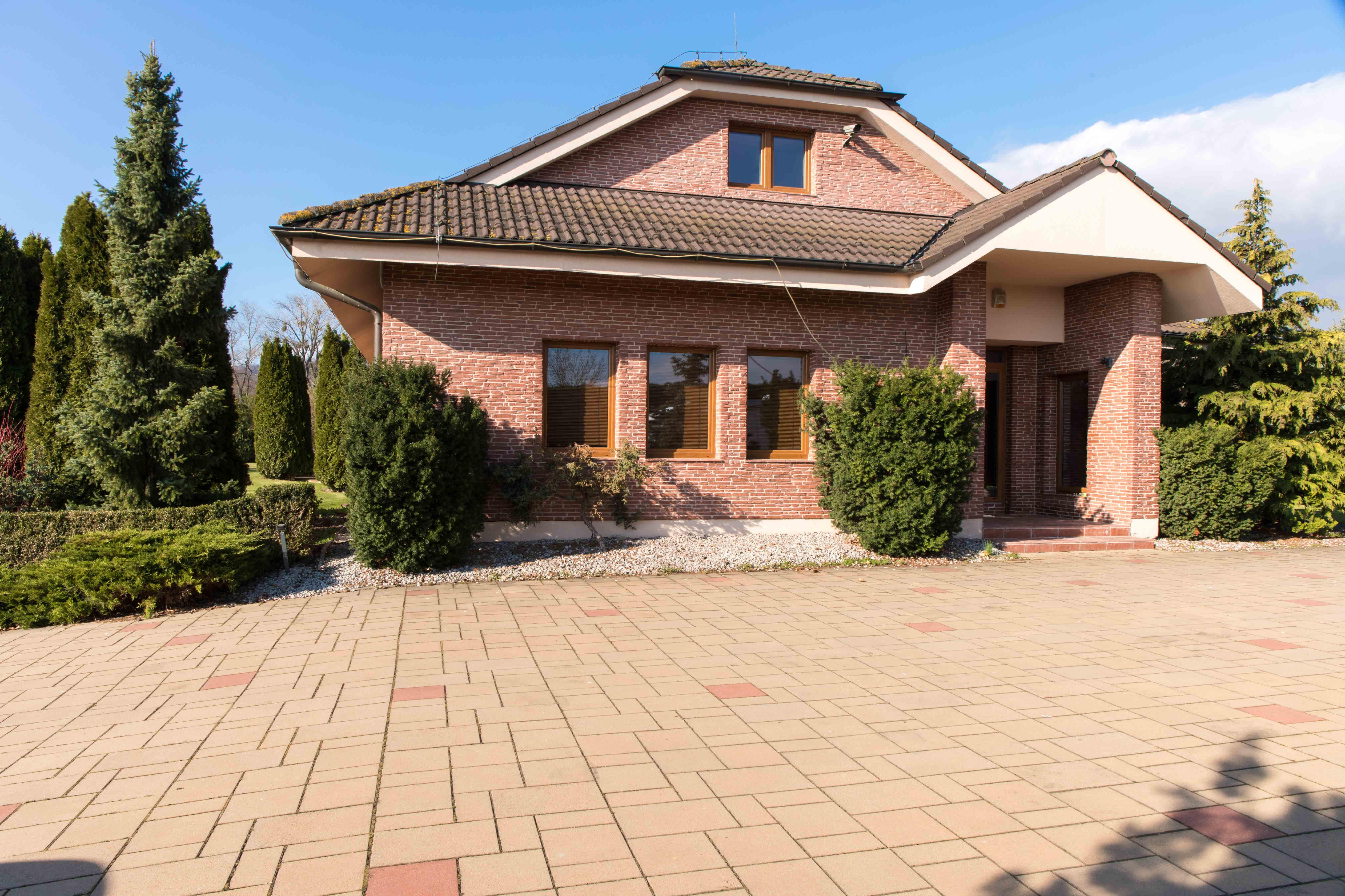 Rodinná Vila, Limbach, prírodné jazero, 4030 m2, úžitková plocha 420m2-1