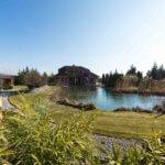 Rodinná Vila, Limbach, prírodné jazero, 4030 m2, úžitková plocha 420m2-6
