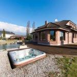 Rodinná Vila, Limbach, prírodné jazero, 4030 m2, úžitková plocha 420m2-9