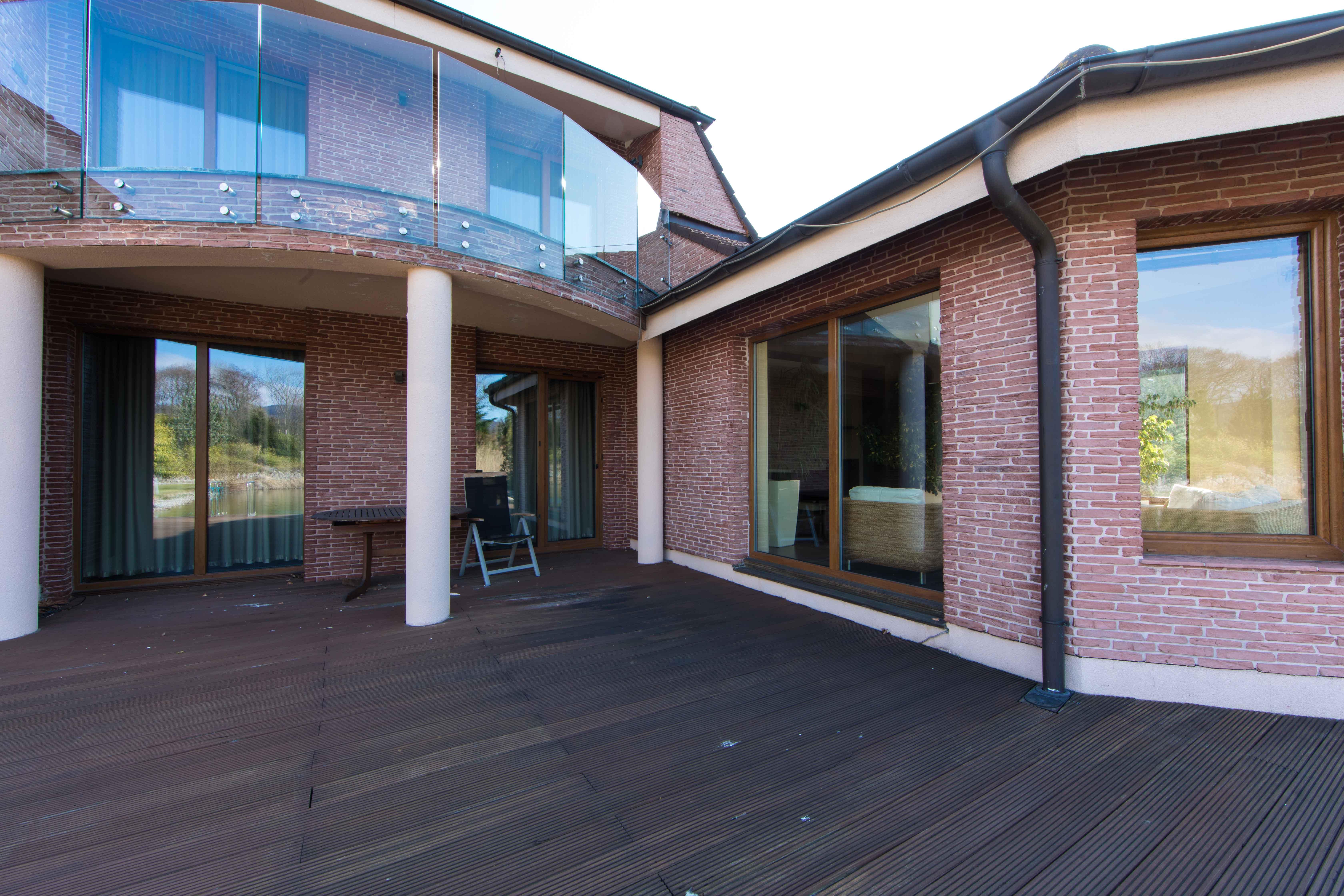 Rodinná Vila, Limbach, prírodné jazero, 4030 m2, úžitková plocha 420m2-13