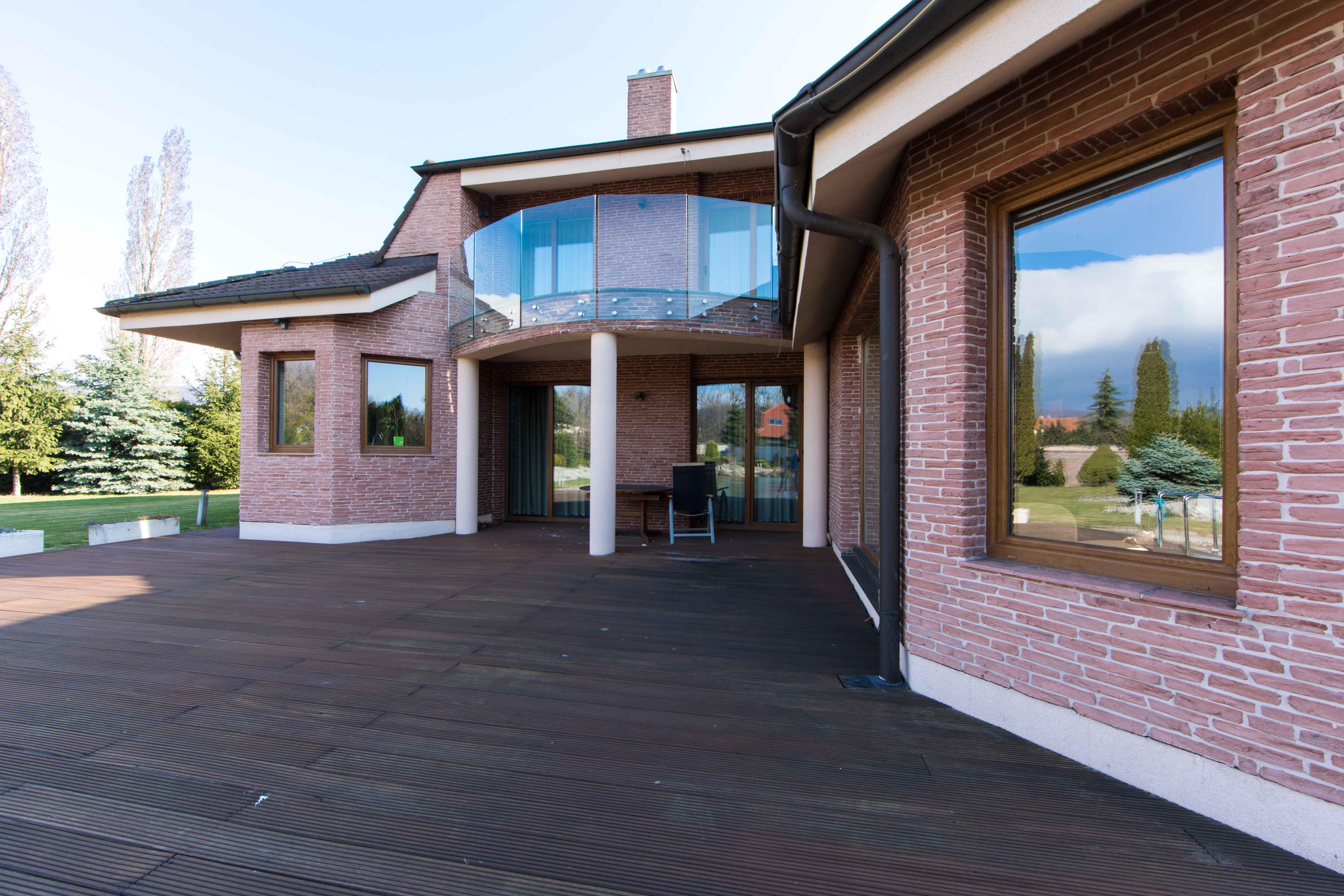 Rodinná Vila, Limbach, prírodné jazero, 4030 m2, úžitková plocha 420m2-14