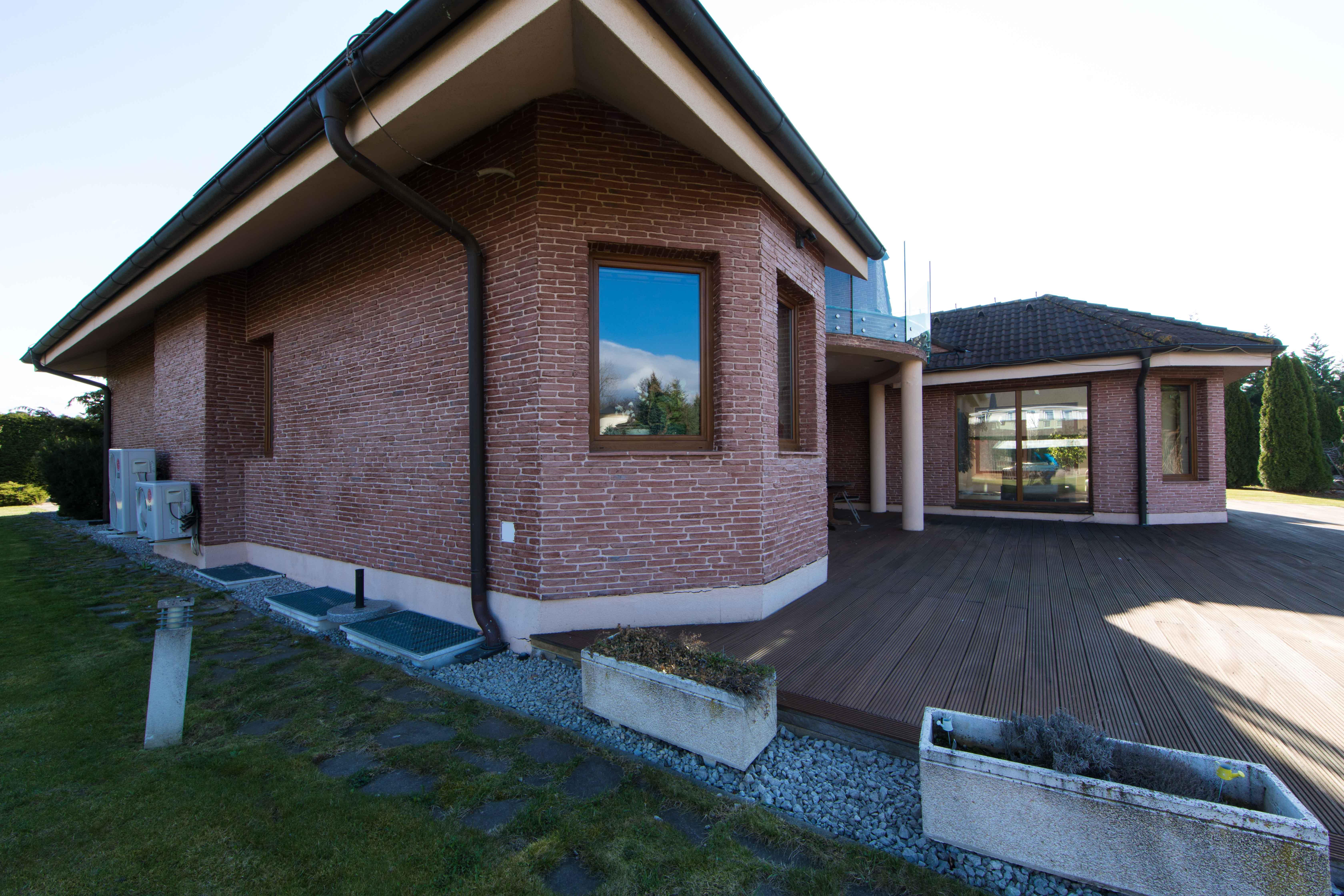 Rodinná Vila, Limbach, prírodné jazero, 4030 m2, úžitková plocha 420m2-15