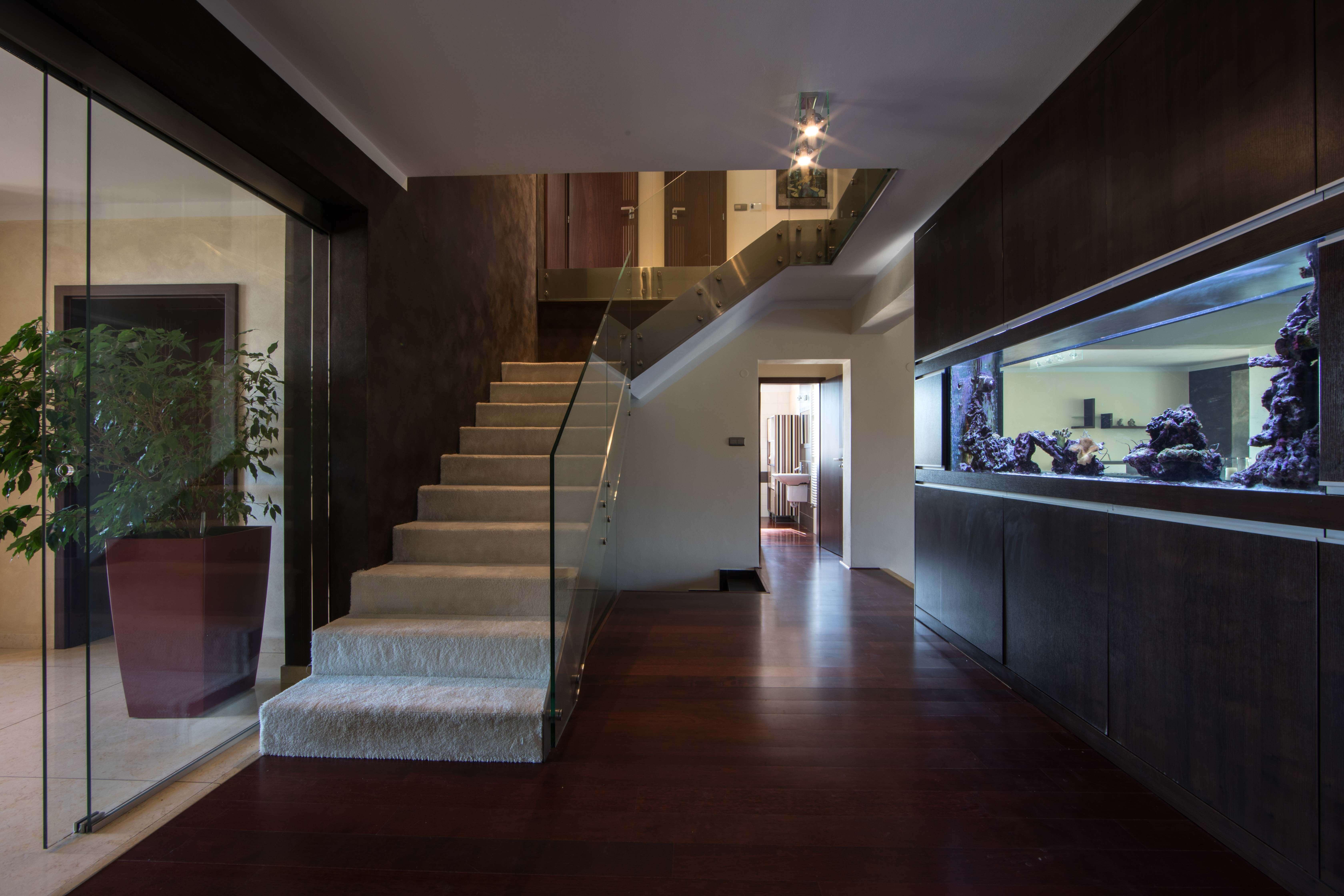 Rodinná Vila, Limbach, prírodné jazero, 4030 m2, úžitková plocha 420m2-41