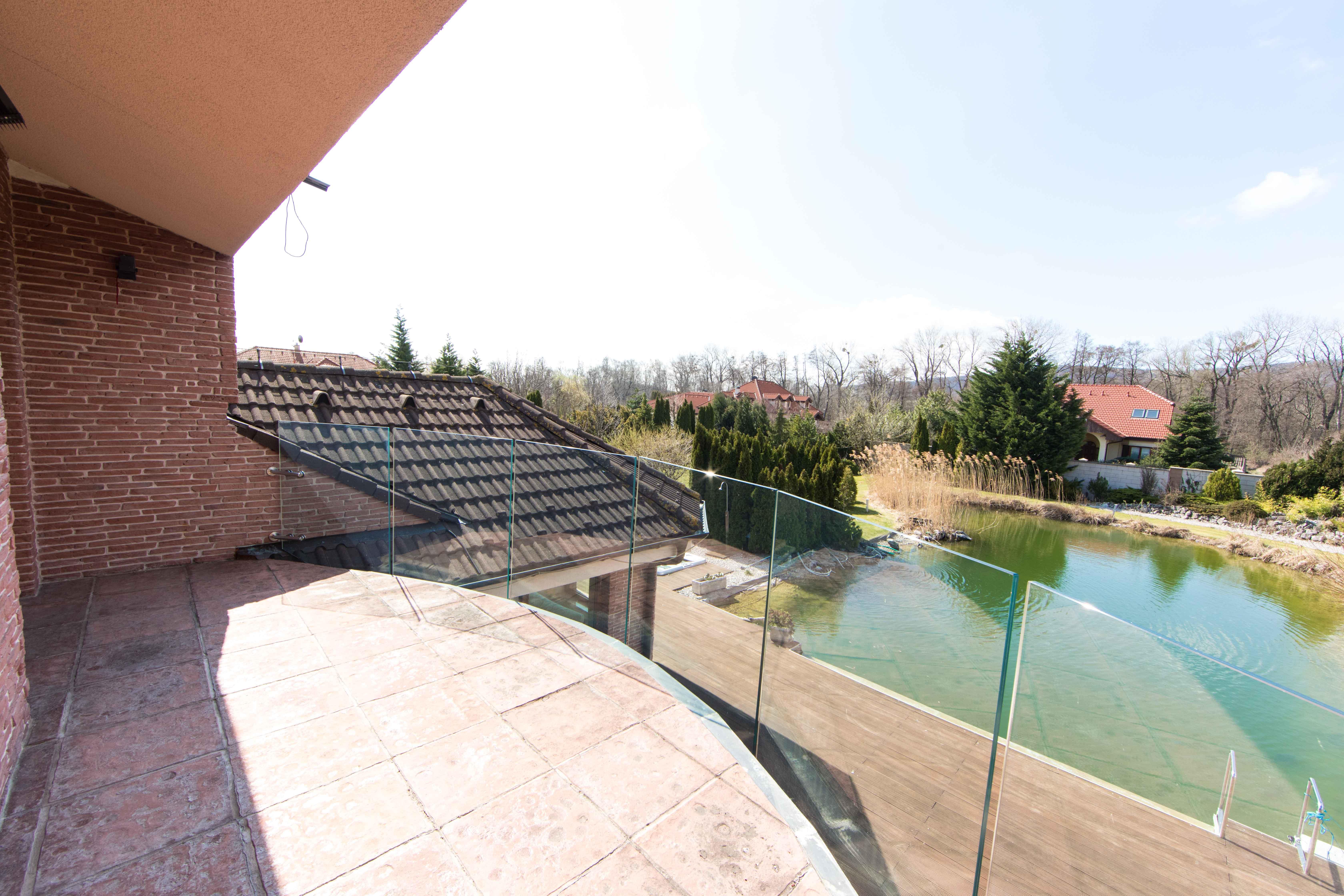 Rodinná Vila, Limbach, prírodné jazero, 4030 m2, úžitková plocha 420m2-54