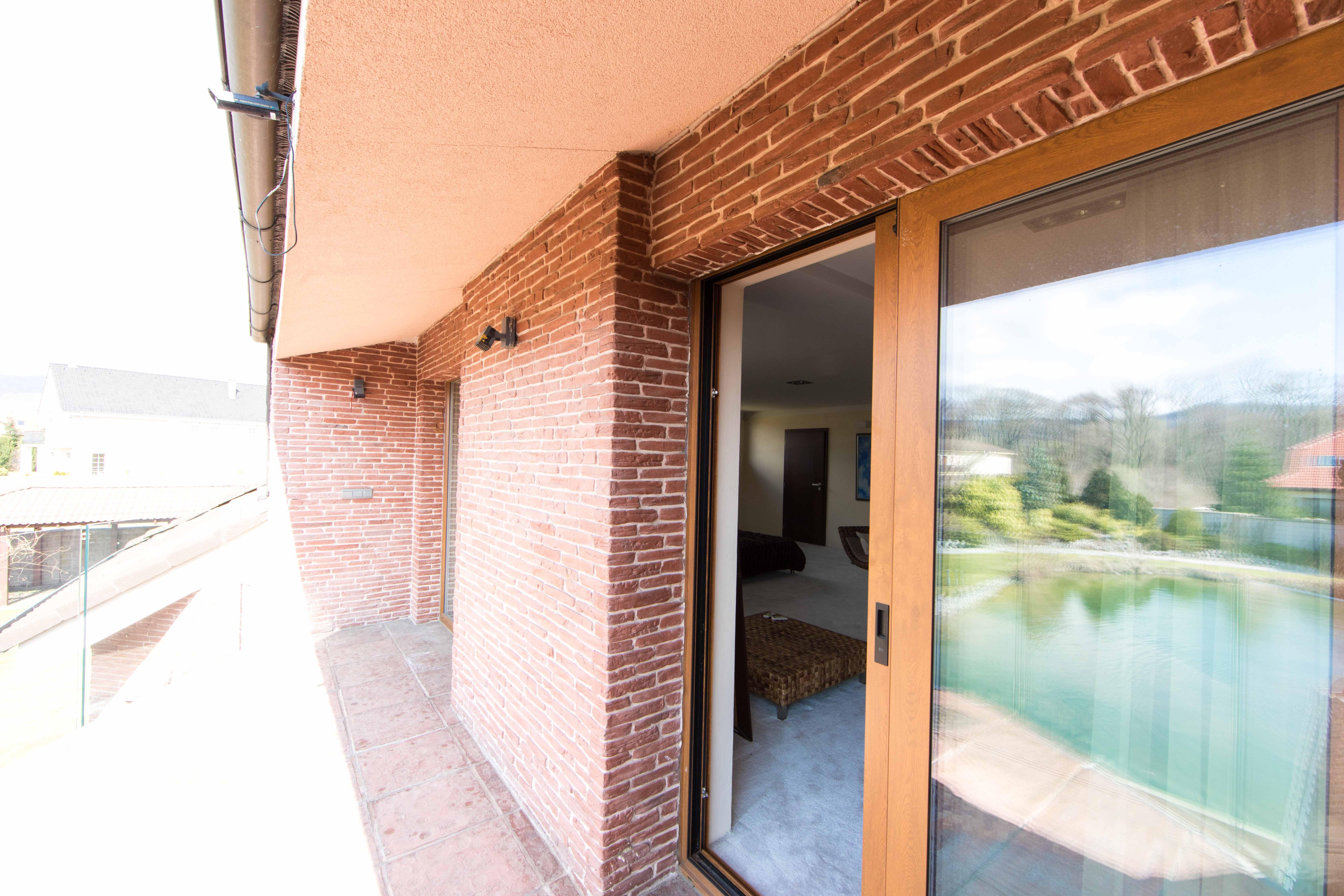 Rodinná Vila, Limbach, prírodné jazero, 4030 m2, úžitková plocha 420m2-56