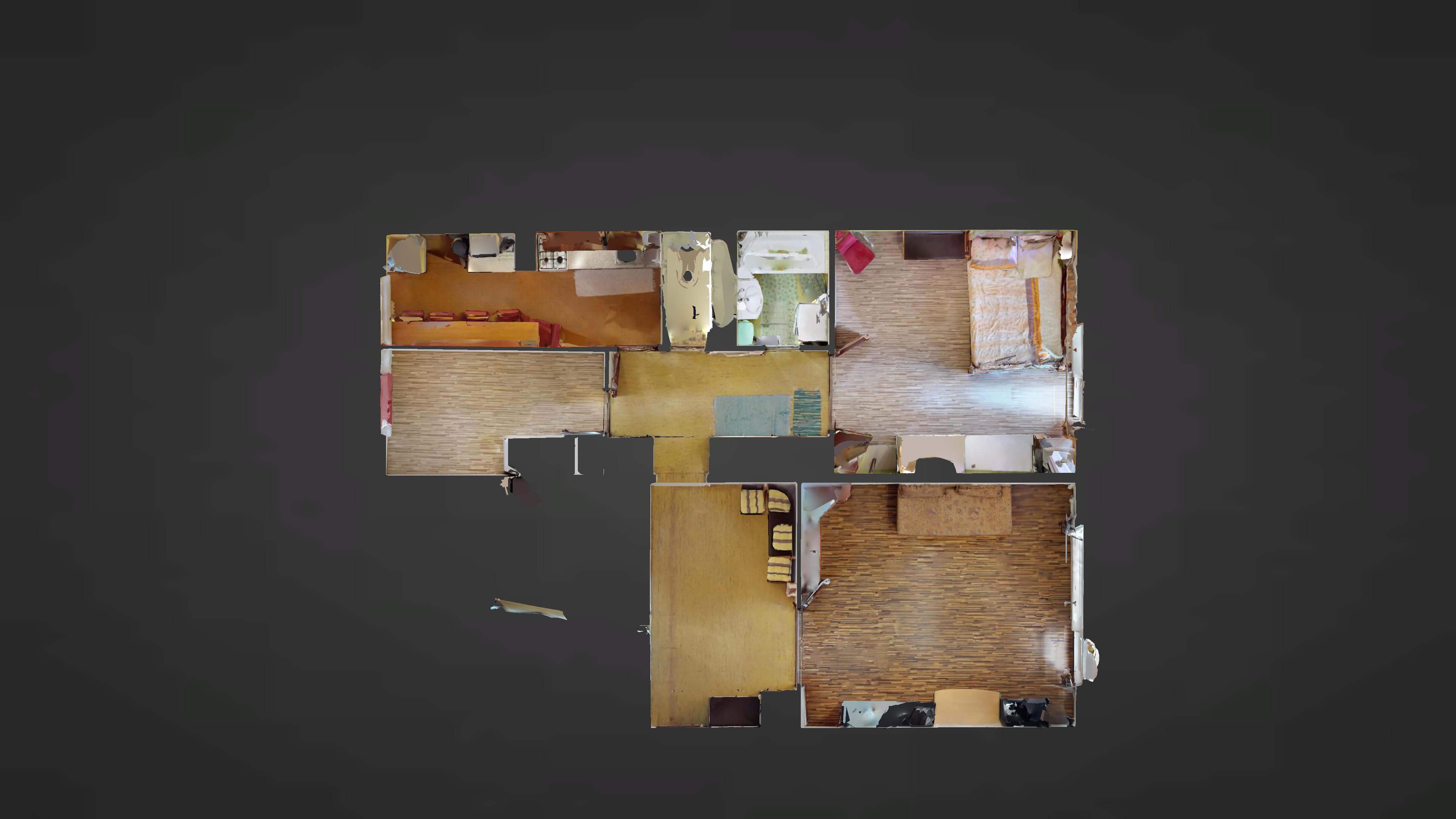 Predaný 3 izbový byt s dvoma loggiami v zrekonštruovanom bytovom dome-10