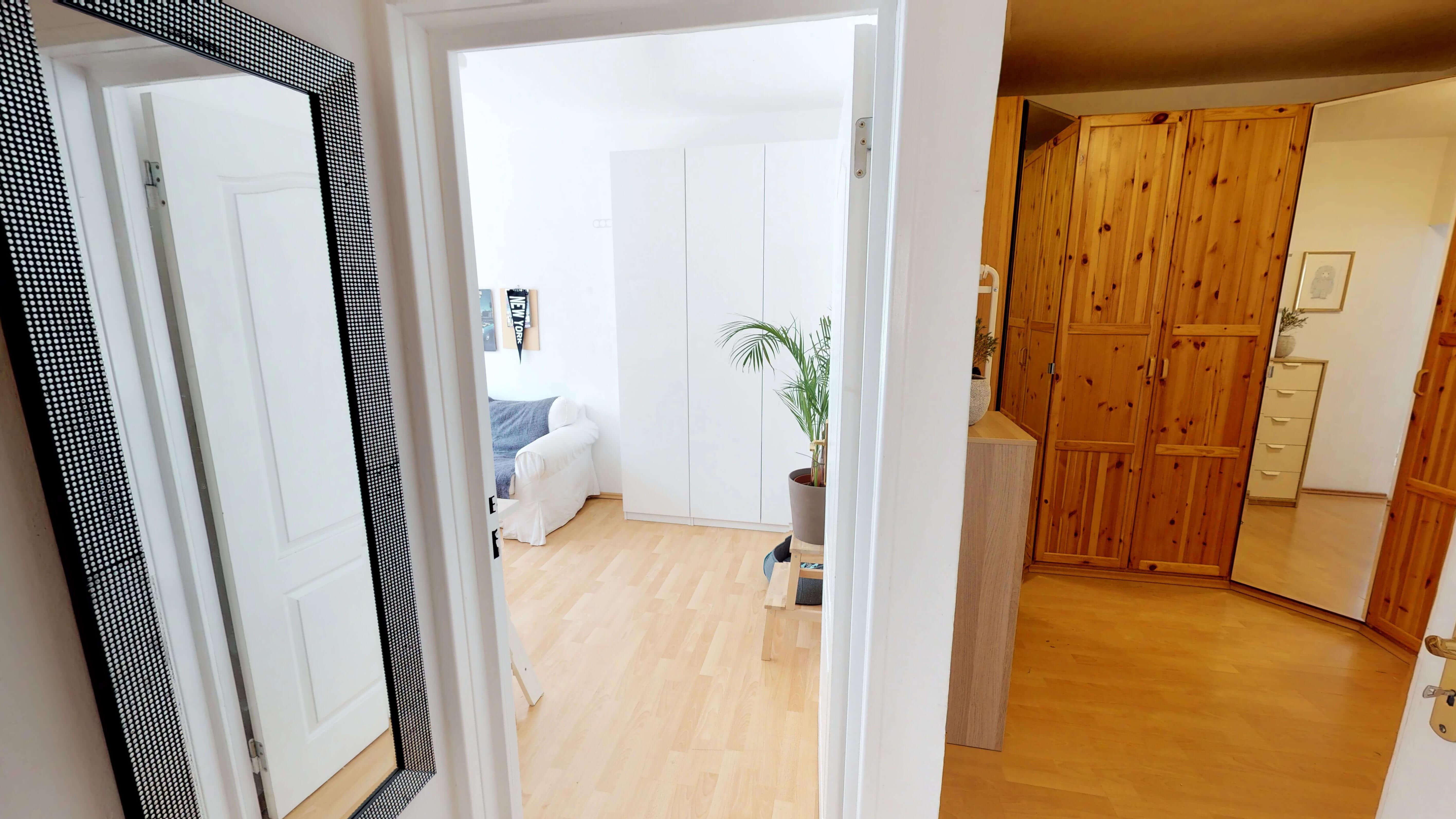 Predané Predaj exkluzívneho 3 izb. bytu,v Ružinove, ulica Palkovičová, blízko Trhoviska Miletičky v Bratislave, 68m2, kompletne zariadený-31