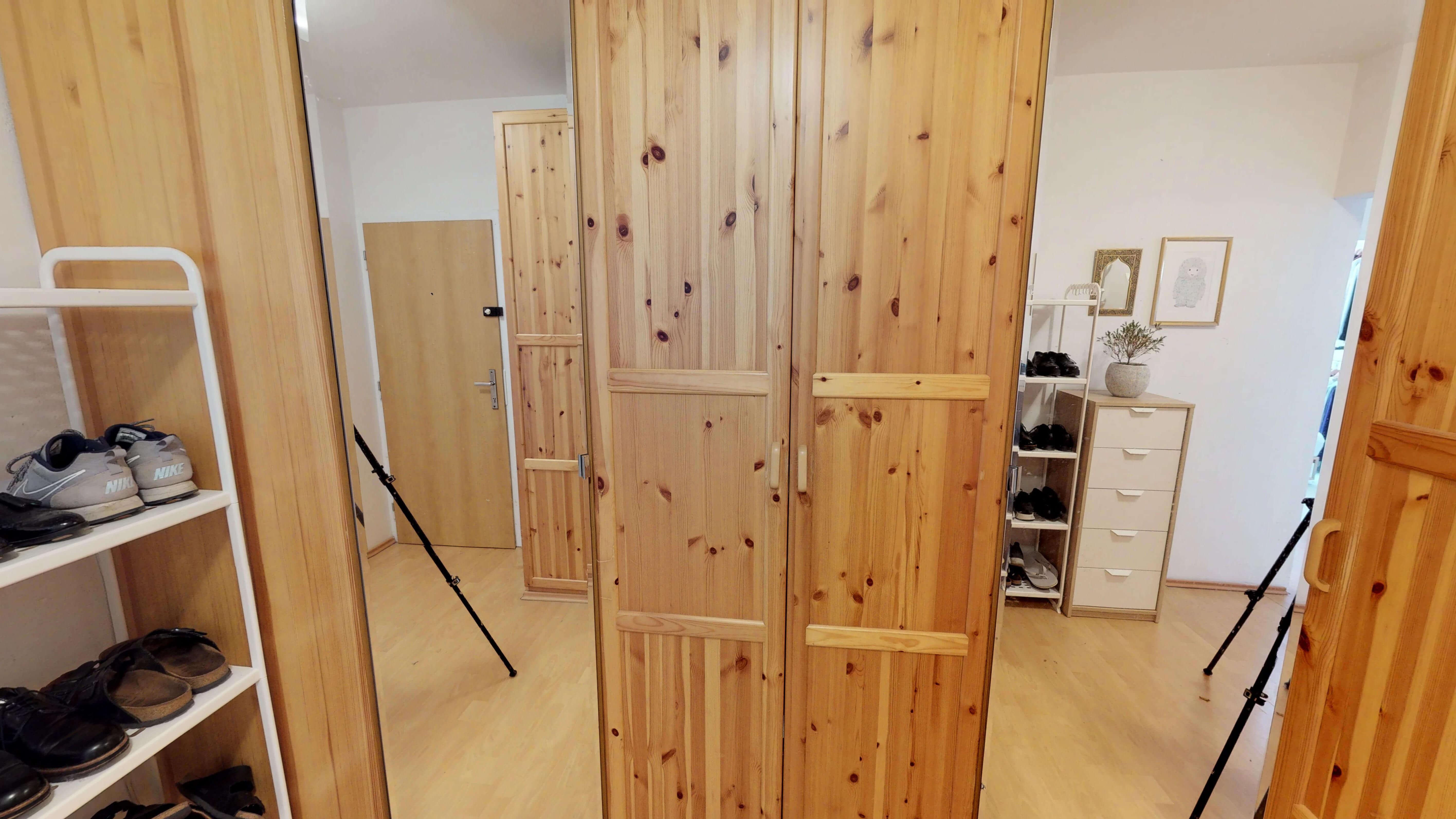 Predané Predaj exkluzívneho 3 izb. bytu,v Ružinove, ulica Palkovičová, blízko Trhoviska Miletičky v Bratislave, 68m2, kompletne zariadený-36