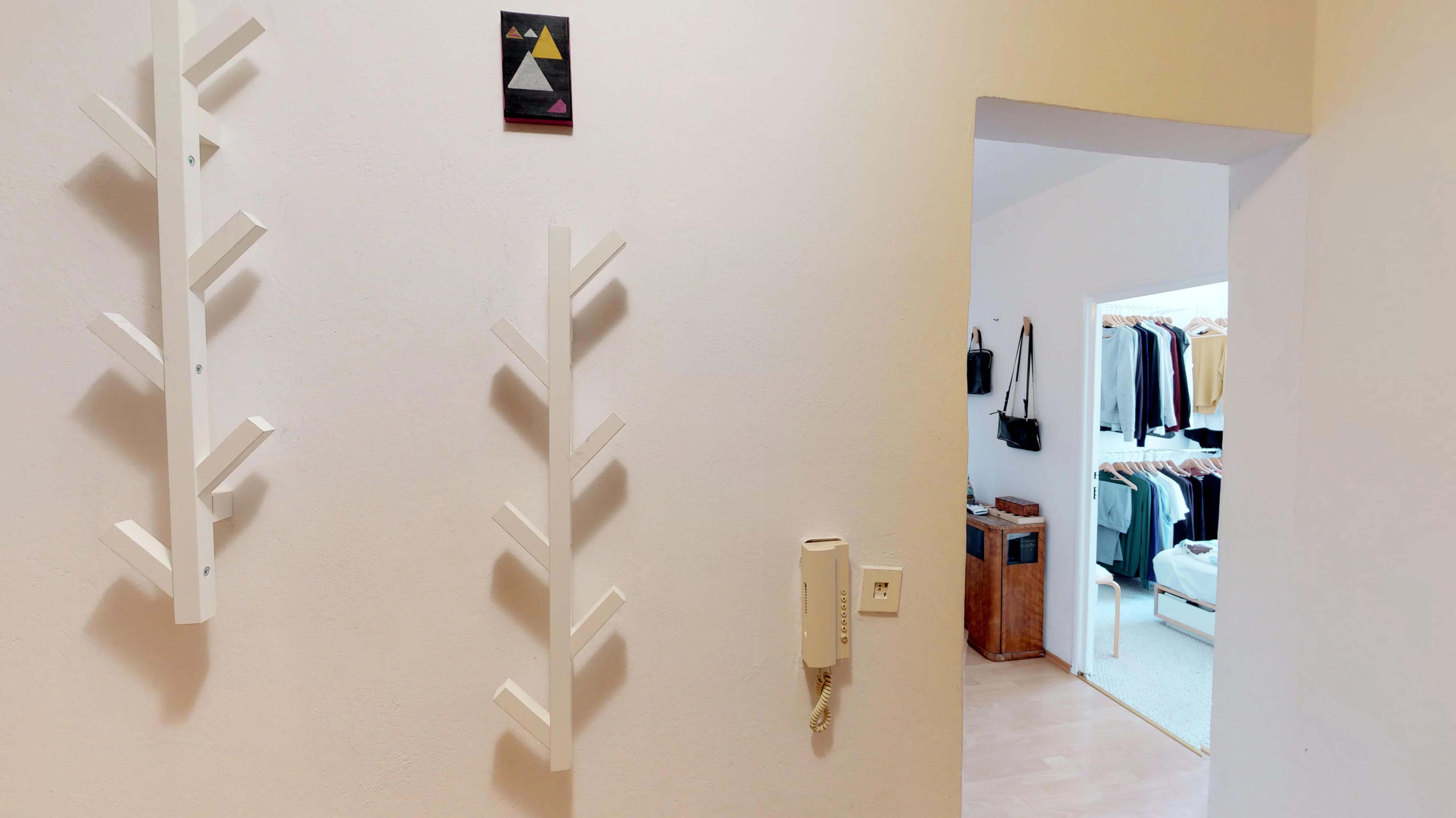 Predané Predaj exkluzívneho 3 izb. bytu,v Ružinove, ulica Palkovičová, blízko Trhoviska Miletičky v Bratislave, 68m2, kompletne zariadený-35