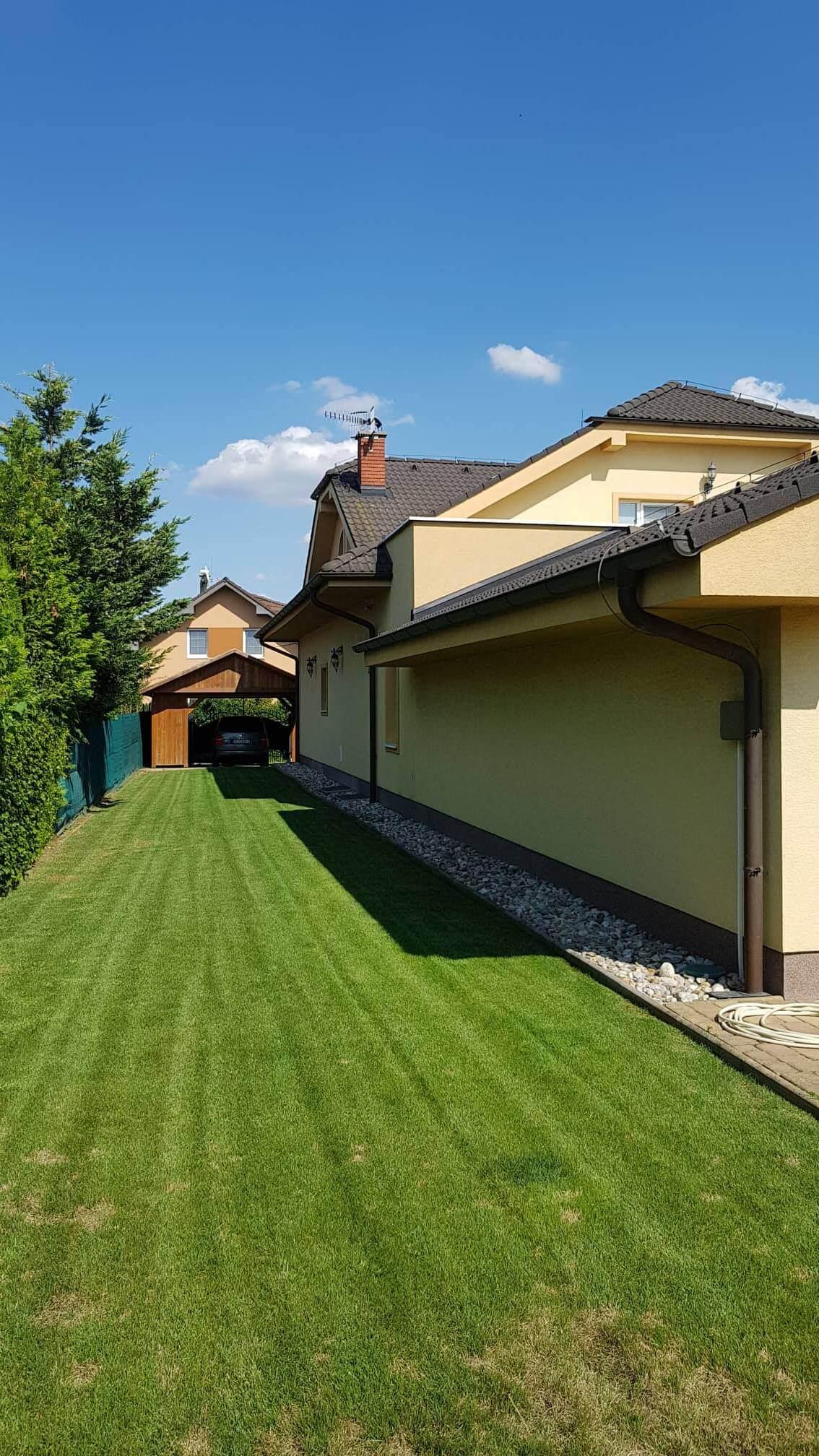 Rodinná Vila exkluzívna, 3 podlažia, úžitková 660m2, pozemok 1073m2, Alžbetin Dvor Miloslavov-26