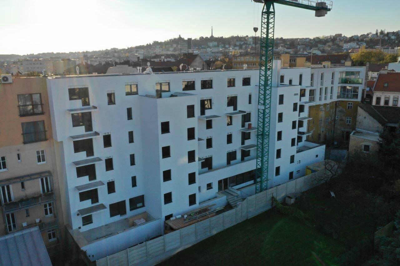 Novostavba 4 izbový byt, širšie centrum v Bratislave, Beskydská ulica, 90,37m2, balkón 4,5m2, štandard.-7