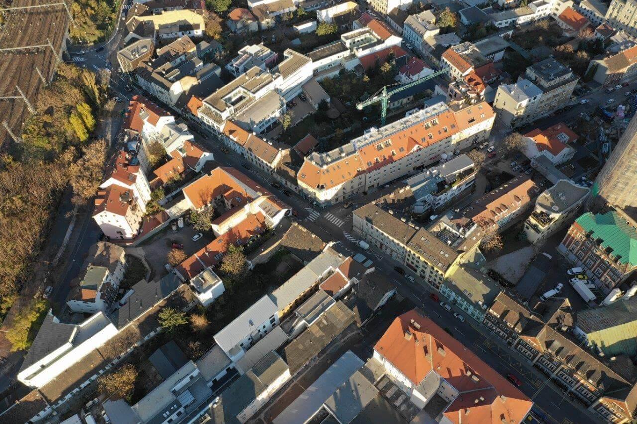Novostavba 4 izbový byt, širšie centrum v Bratislave, Beskydská ulica, 90,37m2, balkón 4,5m2, štandard.-3