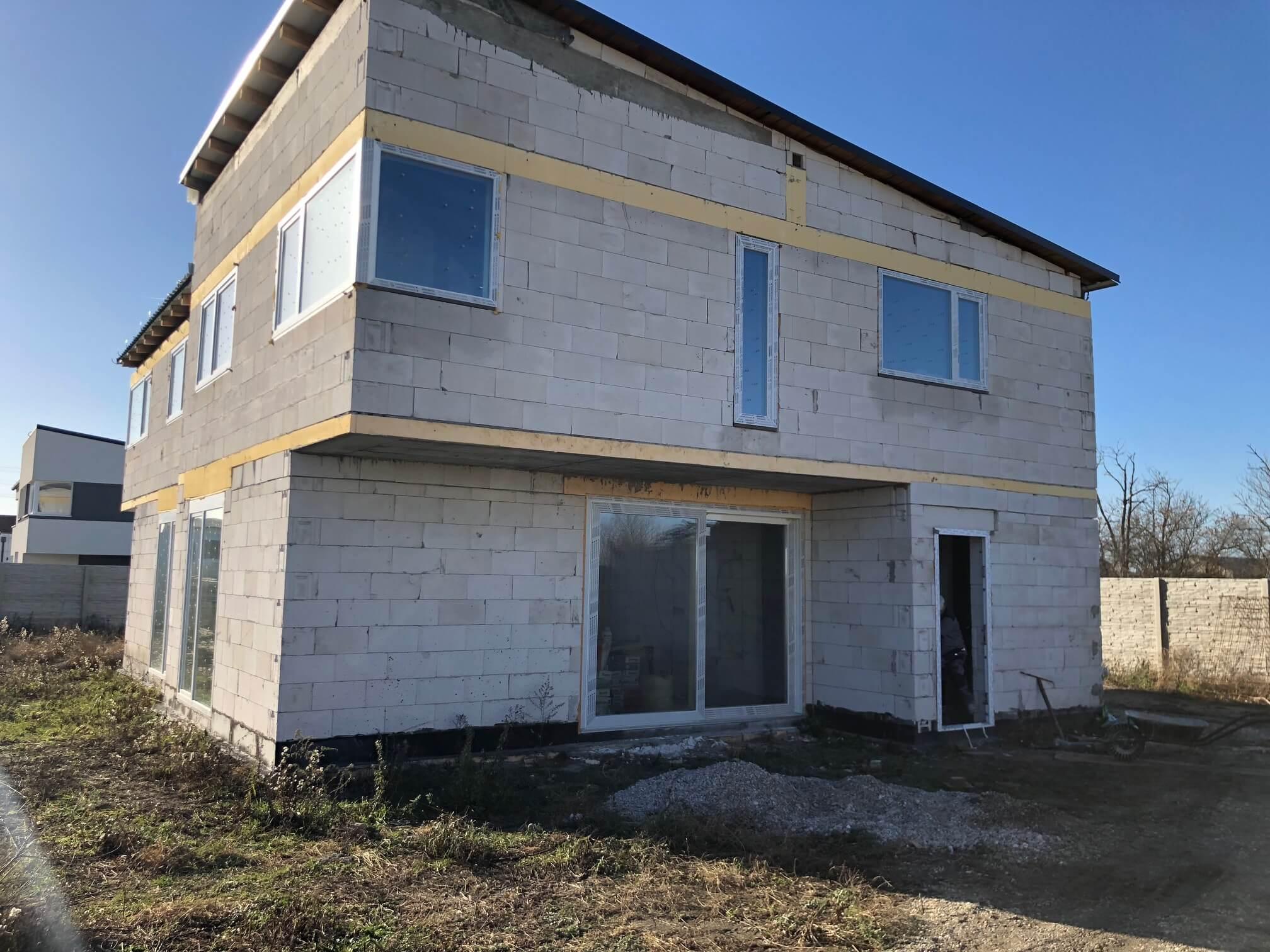 RD s 2 bytovými jednotkami, Novostavba v Dunajskej Lužnej, 2X: 4 izbový,pozemok 422m2,úžitkova 106m2-16