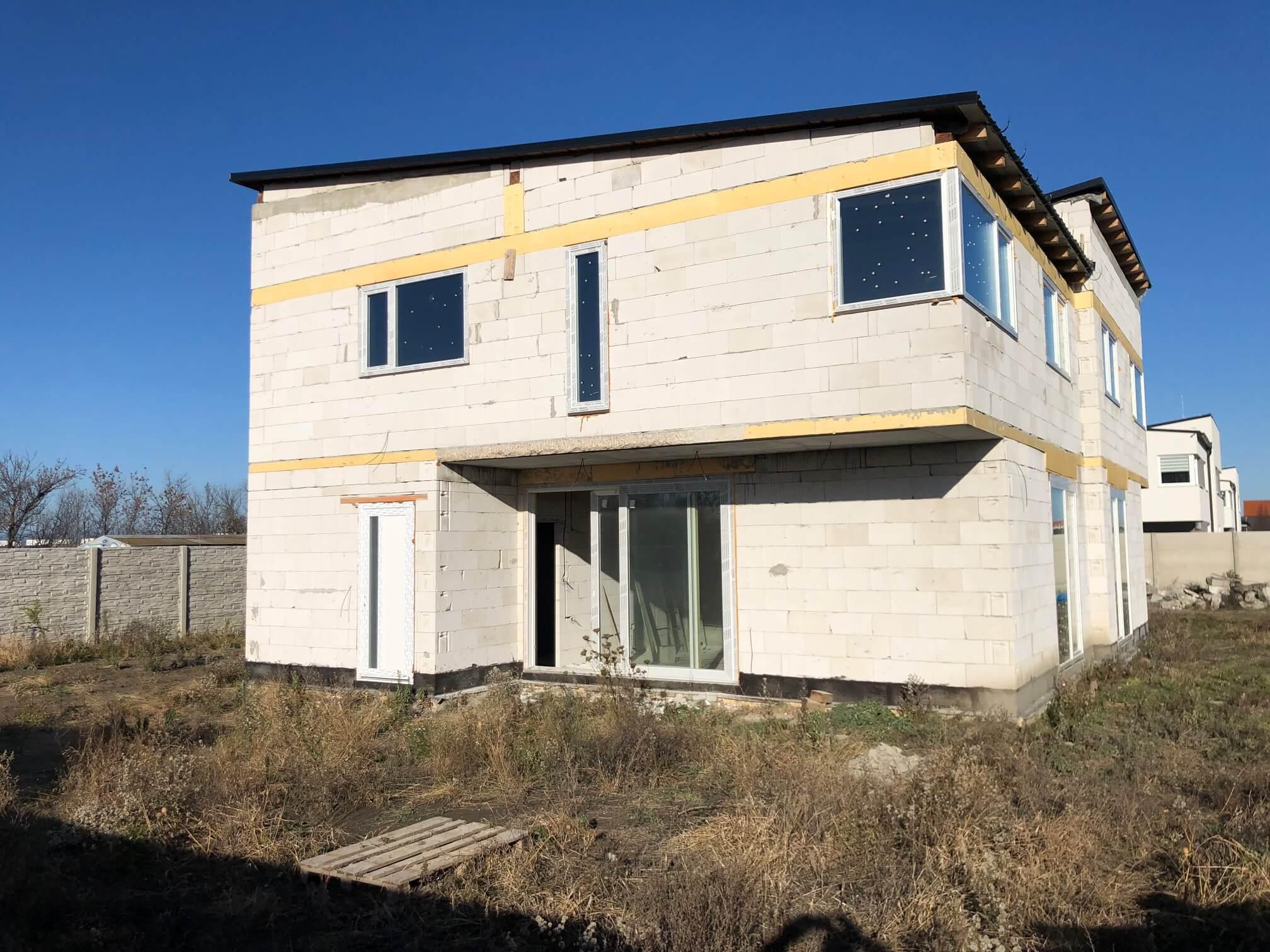RD s 2 bytovými jednotkami, Novostavba v Dunajskej Lužnej, 2X: 4 izbový,pozemok 422m2,úžitkova 106m2-12
