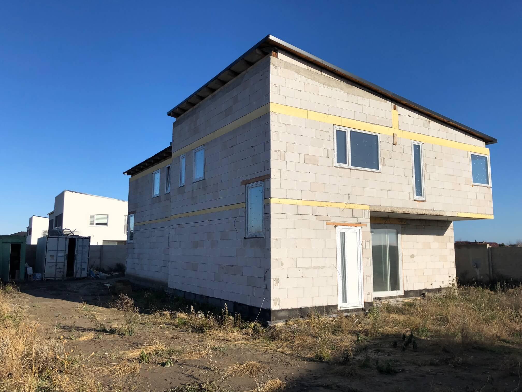 RD s 2 bytovými jednotkami, Novostavba v Dunajskej Lužnej, 2X: 4 izbový,pozemok 422m2,úžitkova 106m2-5