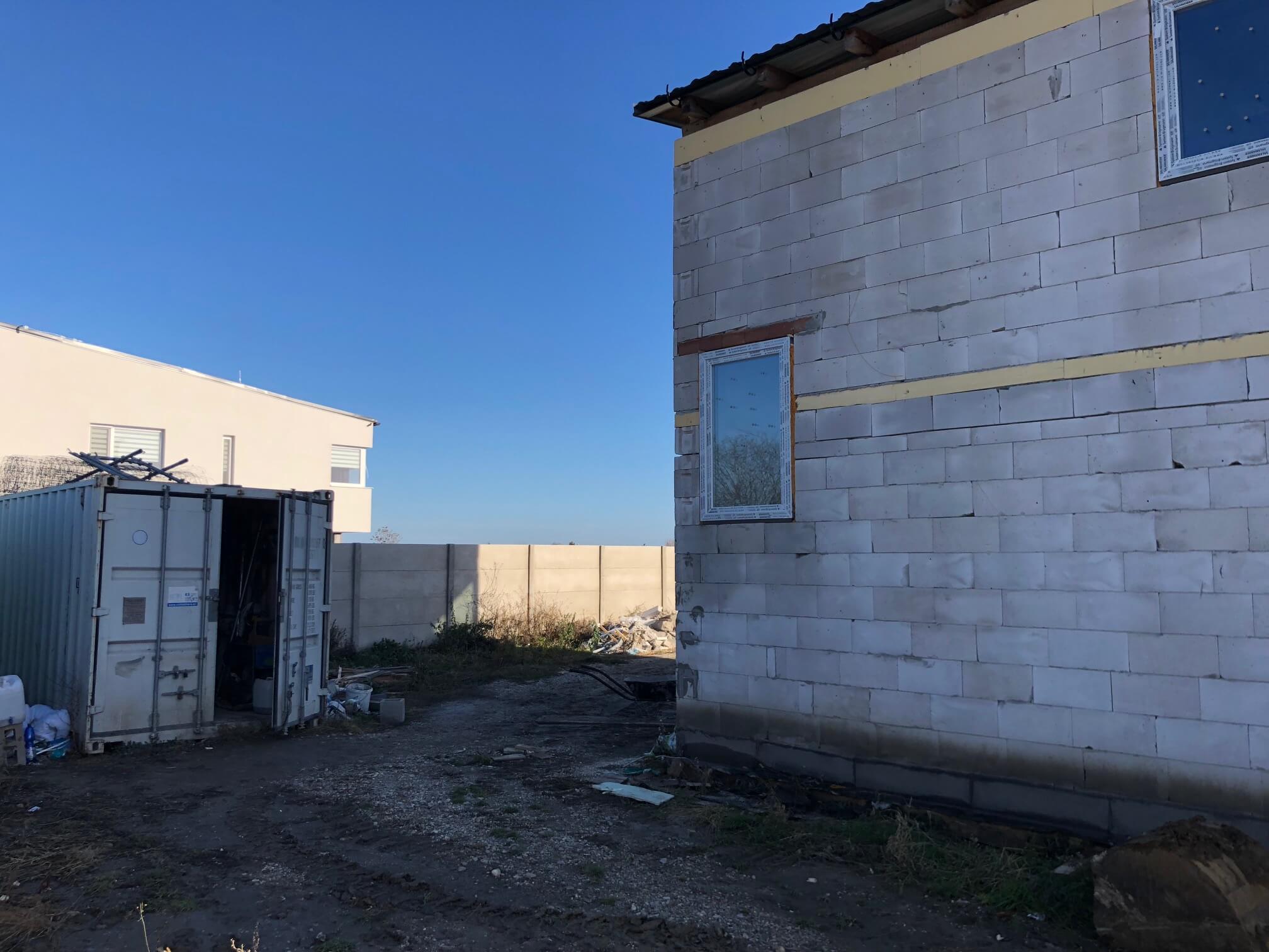 RD s 2 bytovými jednotkami, Novostavba v Dunajskej Lužnej, 2X: 4 izbový,pozemok 422m2,úžitkova 106m2-4