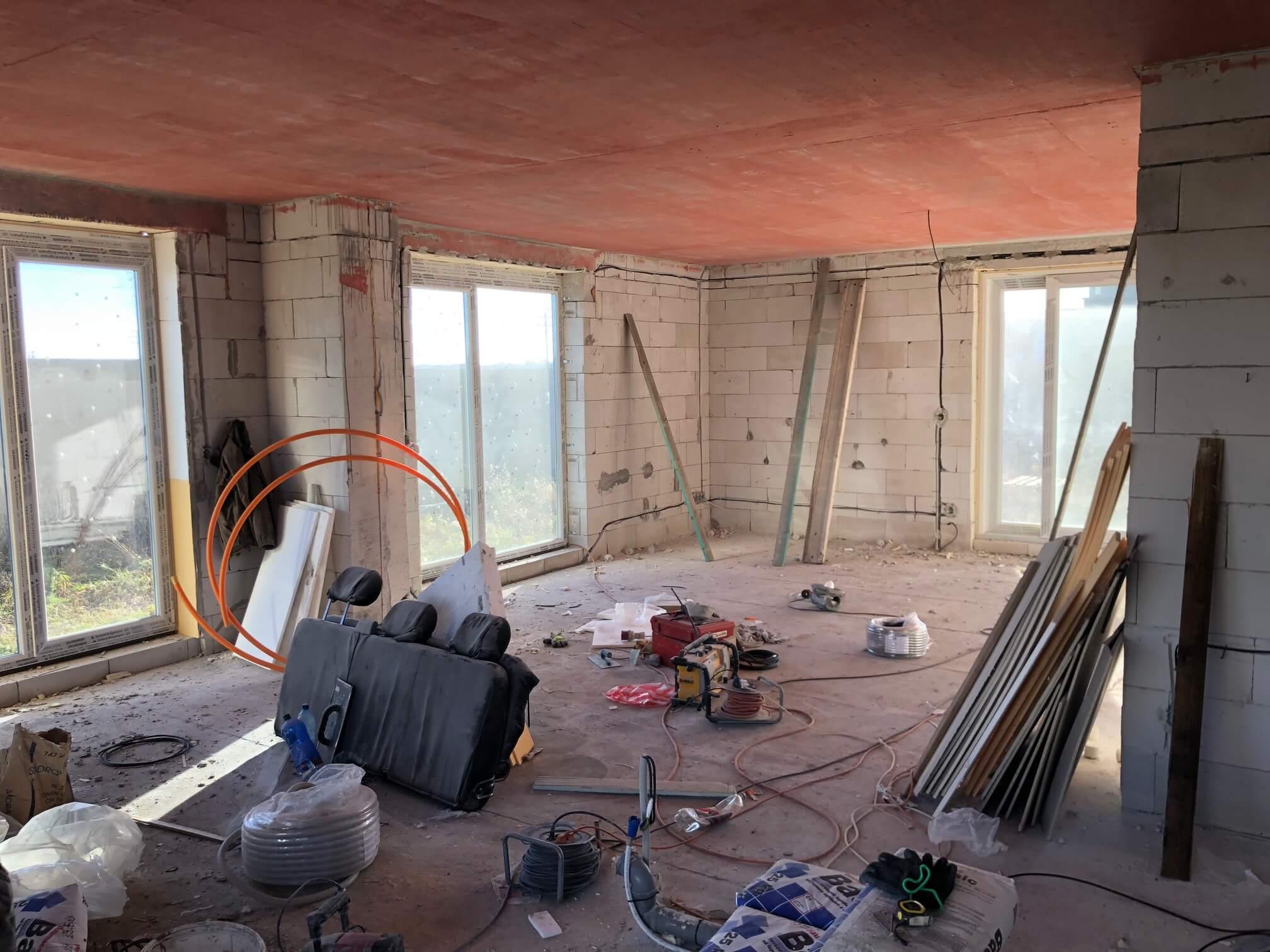 RD s 2 bytovými jednotkami, Novostavba v Dunajskej Lužnej, 2X: 4 izbový,pozemok 422m2,úžitkova 106m2-57