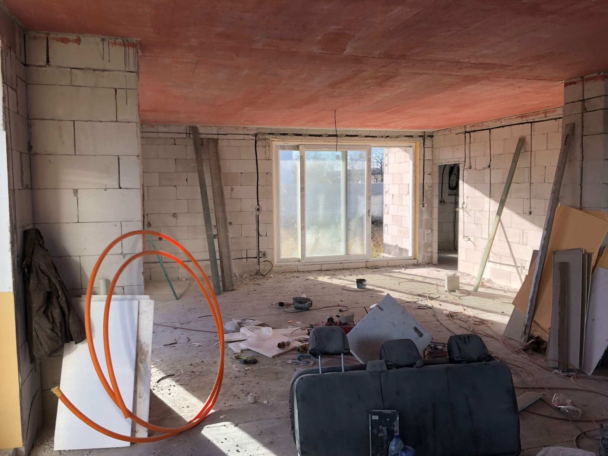 RD s 2 bytovými jednotkami, Novostavba v Dunajskej Lužnej, 2X: 4 izbový,pozemok 422m2,úžitkova 106m2-56