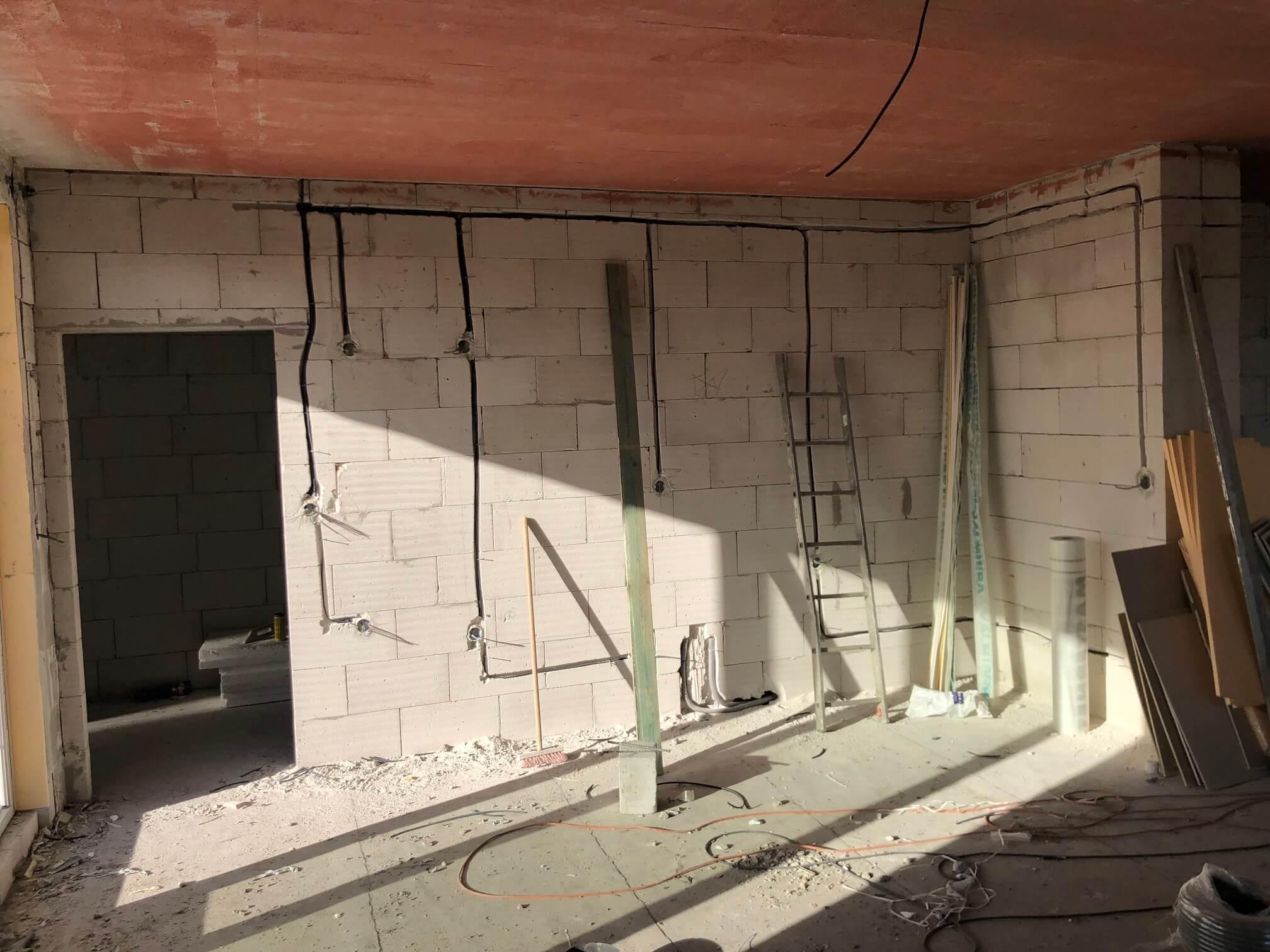 RD s 2 bytovými jednotkami, Novostavba v Dunajskej Lužnej, 2X: 4 izbový,pozemok 422m2,úžitkova 106m2-54