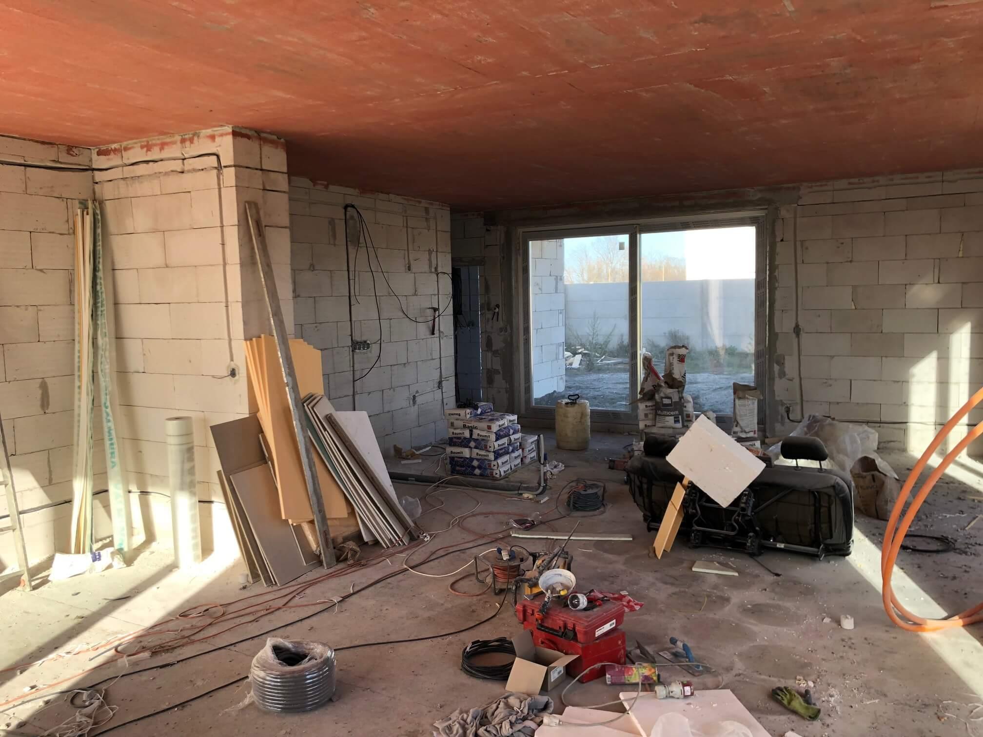 RD s 2 bytovými jednotkami, Novostavba v Dunajskej Lužnej, 2X: 4 izbový,pozemok 422m2,úžitkova 106m2-53