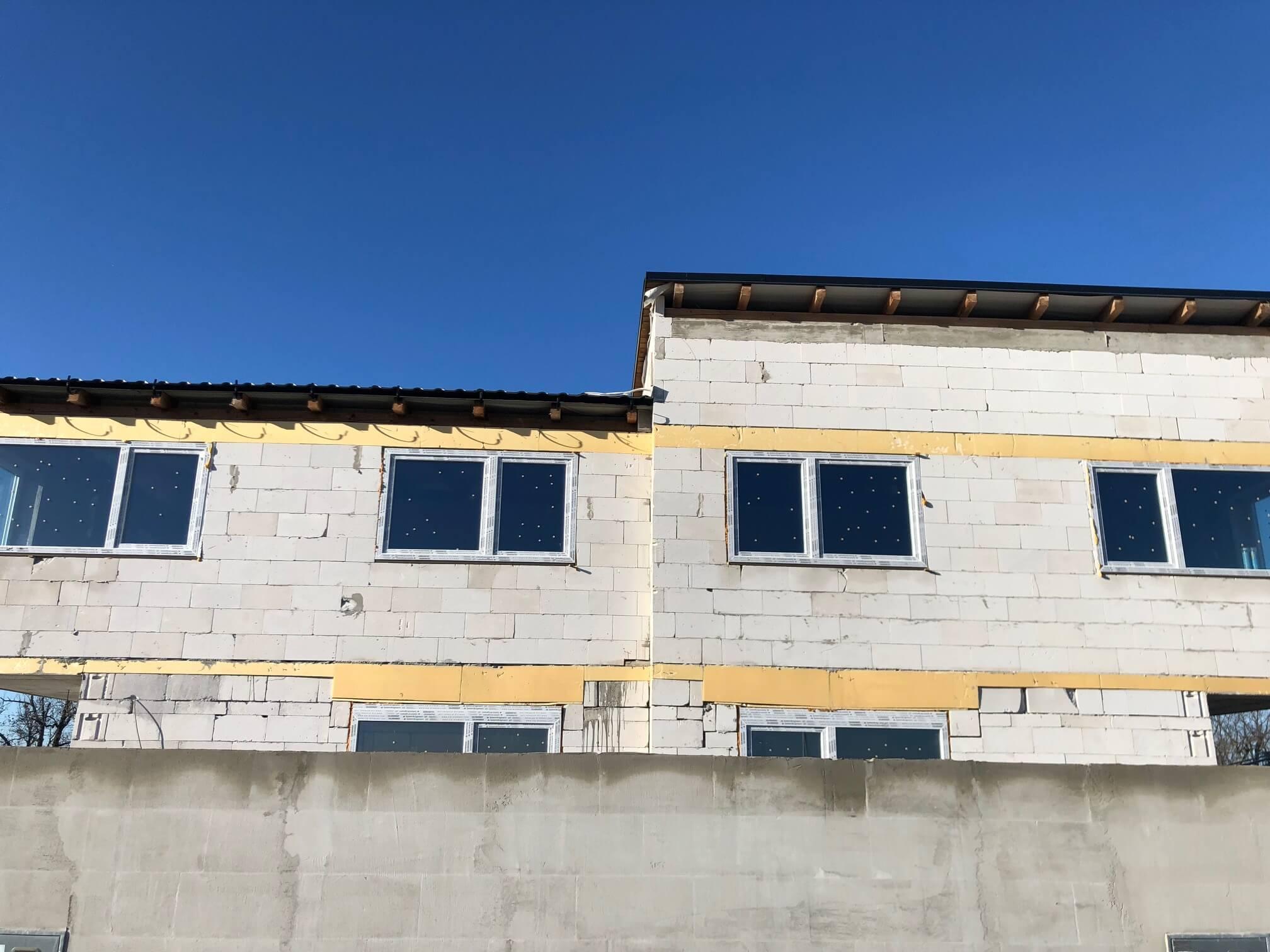 RD s 2 bytovými jednotkami, Novostavba v Dunajskej Lužnej, 2X: 4 izbový,pozemok 422m2,úžitkova 106m2-0