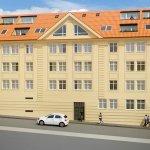 Novostavba 4 izbový byt, širšie centrum v Bratislave, Beskydská ulica, 90,37m2, balkón 4,5m2, štandard.-5