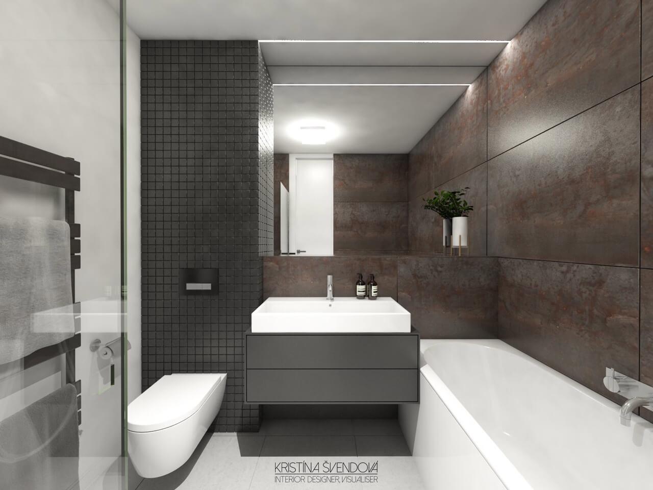 Predané: Exkluzívny 3- izbový byt v NOVOSTAVBE BA-NIVY, City Park, 71,24m2, balkón 8,5m2-7