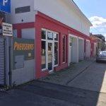 Prenájom obchodného priestoru, najlepšie pre Autoservis, Pezinok, Ulica Mýtna/Šenkvická cesta. 240 m-0