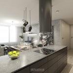 Predané: Exkluzívny 3- izbový byt v NOVOSTAVBE BA-NIVY, City Park, 71,24m2, balkón 8,5m2-4