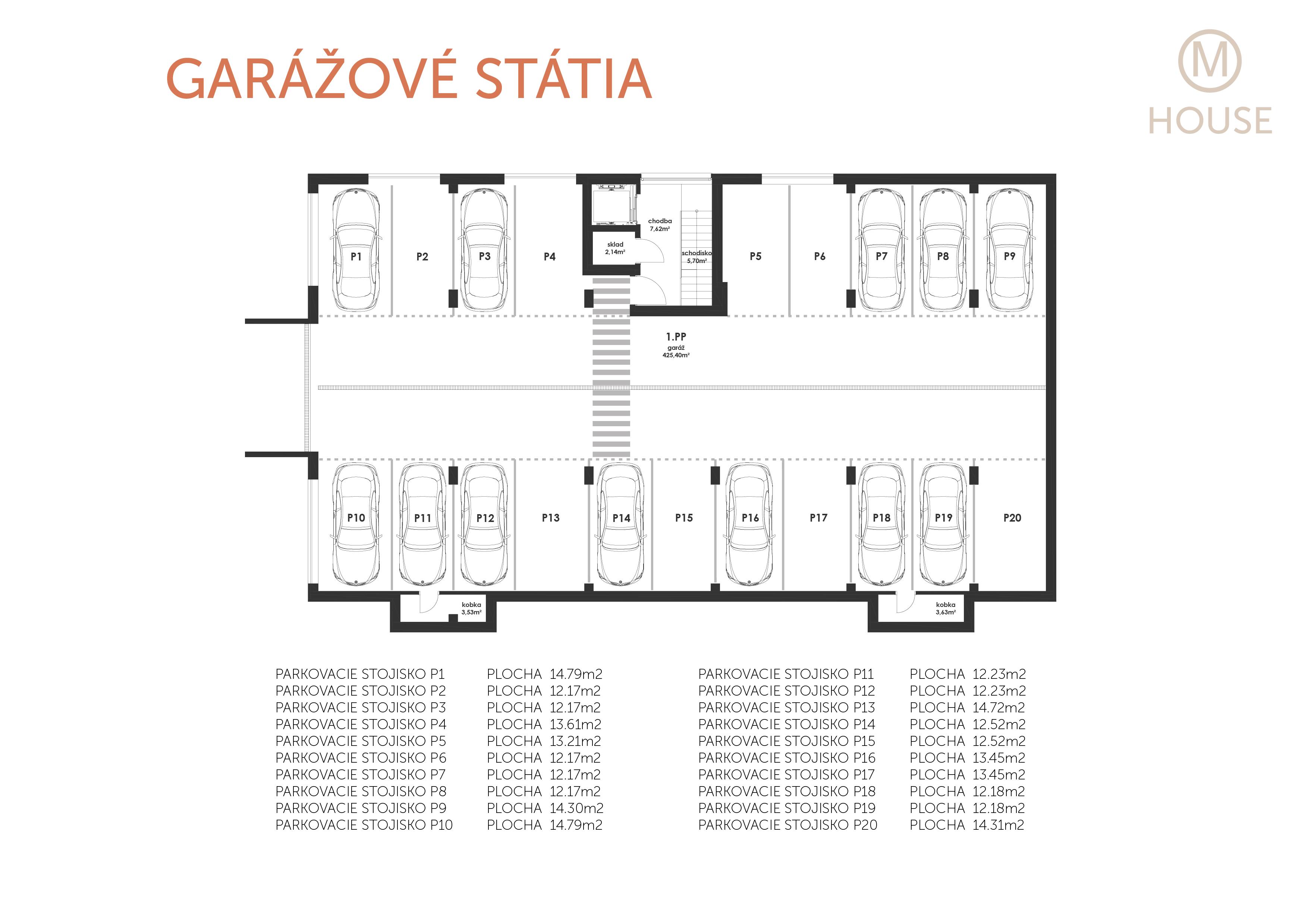 NOVOSTAVBA Apartmán 2 IZBOVÝ, na dvoch podlažiach, M-HOUSE, MALACKY CENTRUM, 58,89M2-8