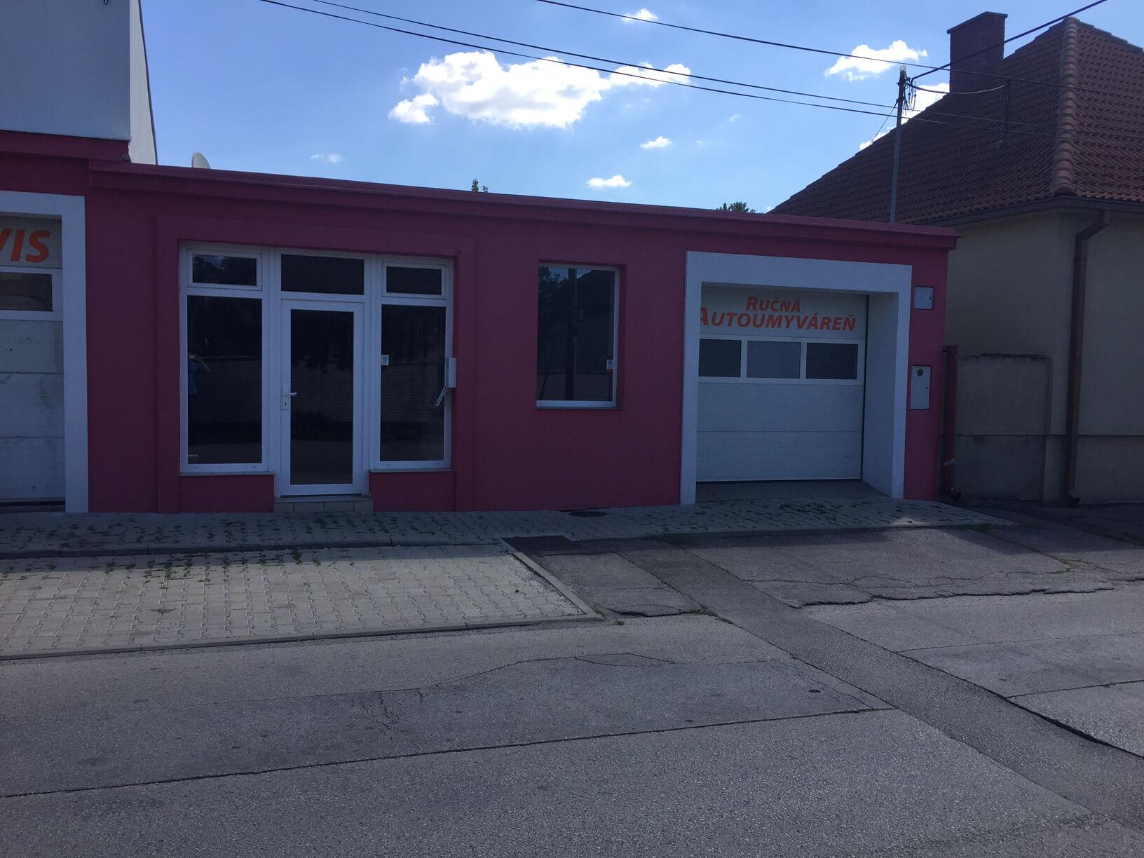 Prenájom obchodného priestoru, najlepšie pre Autoservis, Pezinok, Ulica Mýtna/Šenkvická cesta. 240 m-6