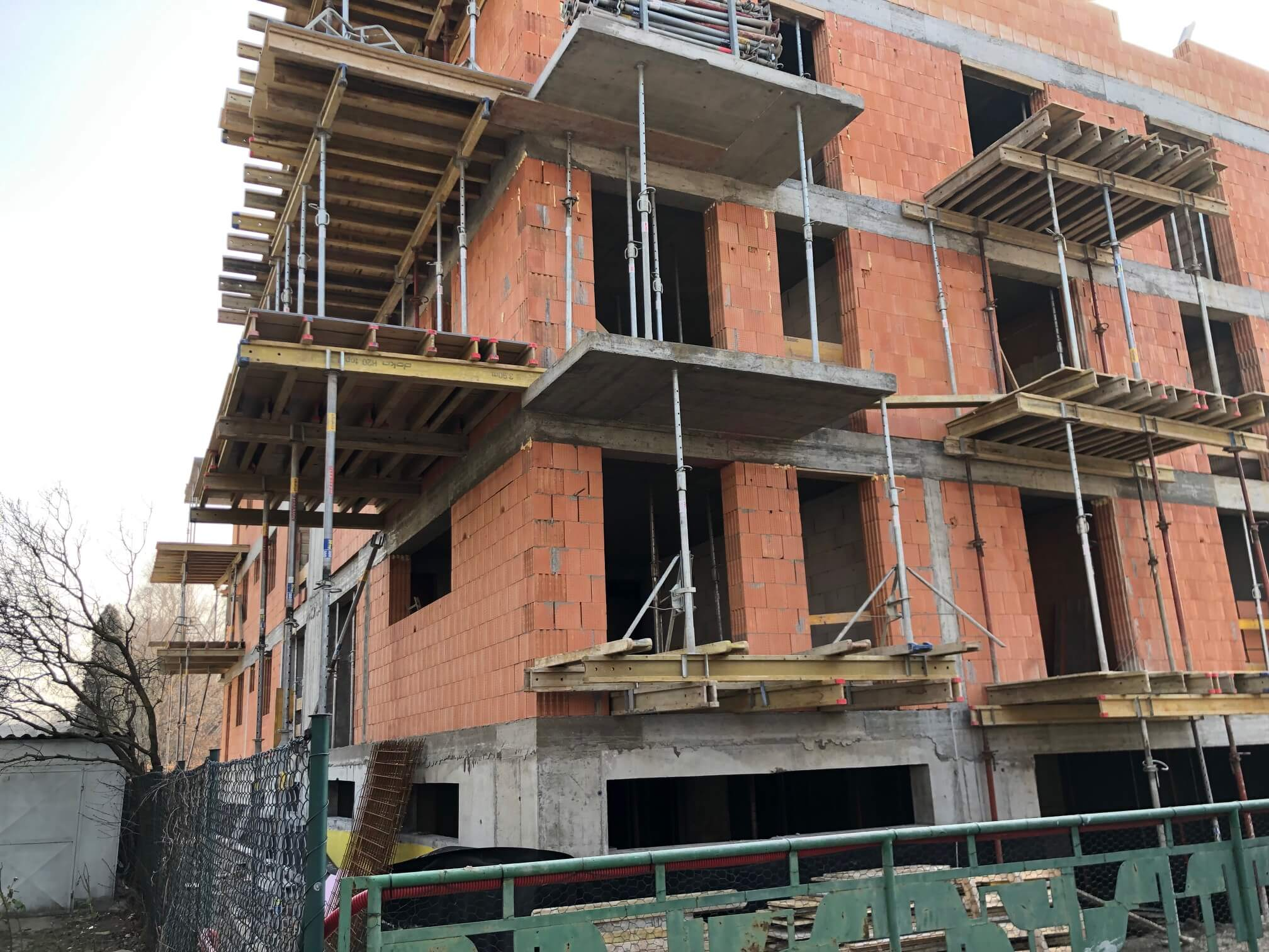 Novostavba 3 Izbový, M-House, Malacky centrum, 70,05m2, Loggia 7,48m2-15
