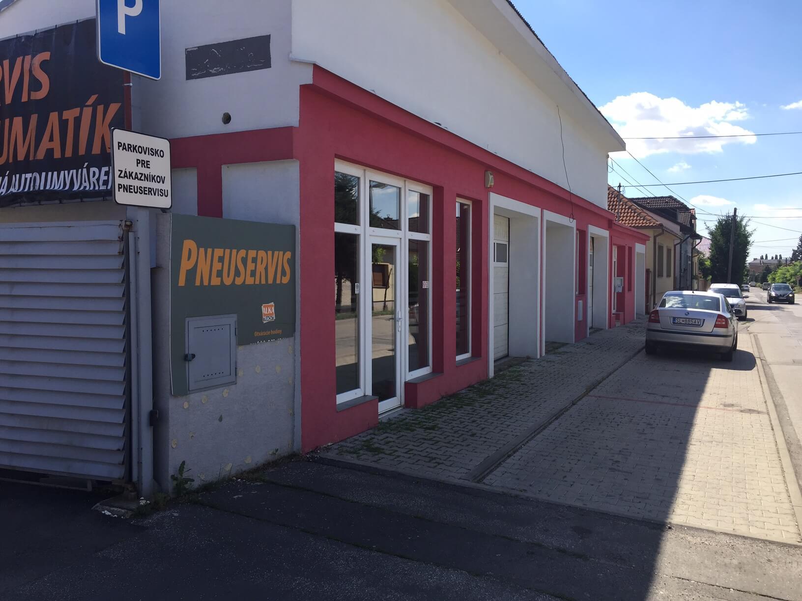 Prenájom obchodného priestoru, najlepšie pre Autoservis, Pezinok, Ulica Mýtna/Šenkvická cesta. 240 m-32