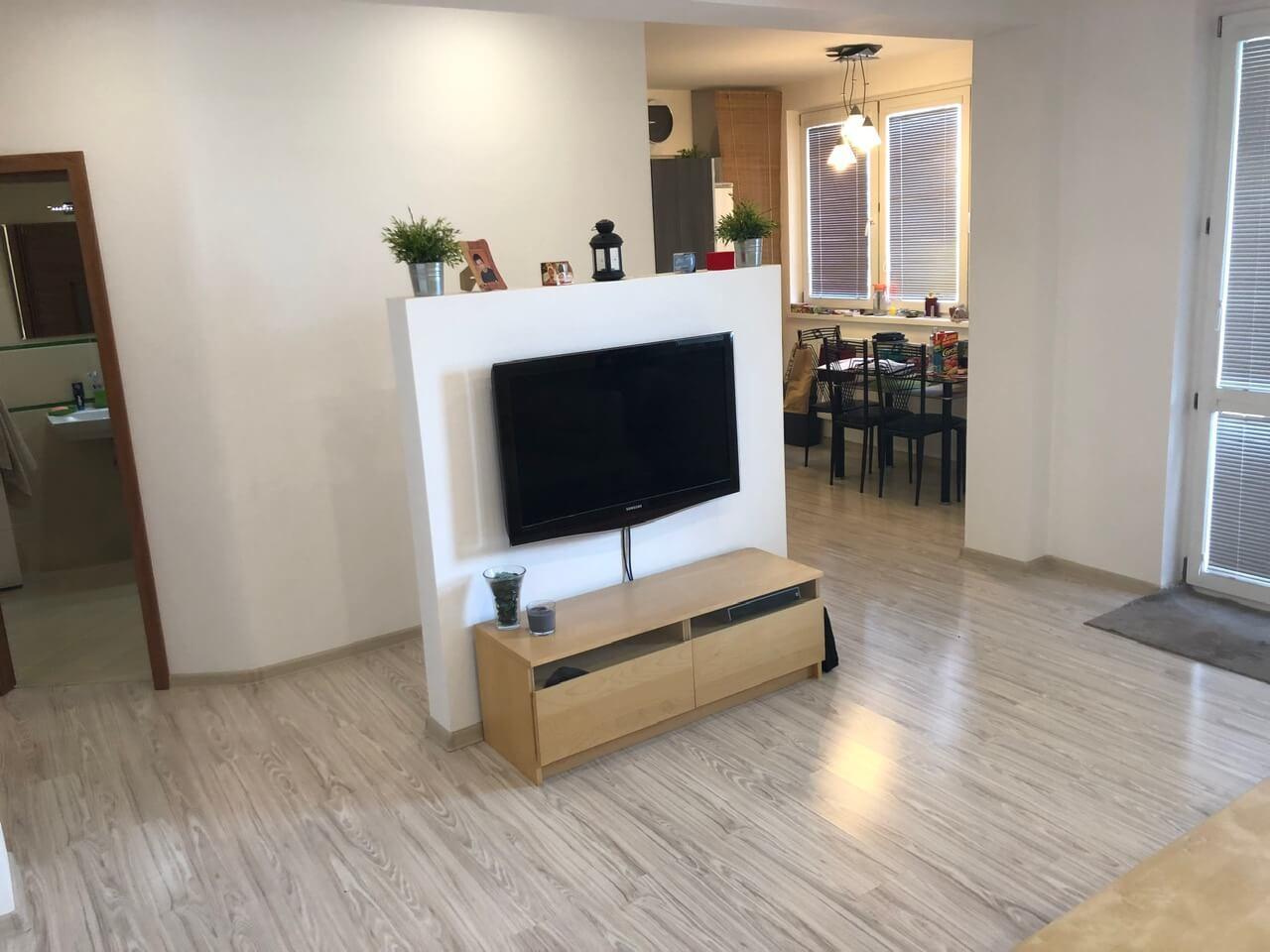 Exkluzívne na predaj 3 izb. byt, 81,7m2, balkón 5 m2, pivnica 6m2, garáž, Dunajská Lužná, ulica Brezová-0