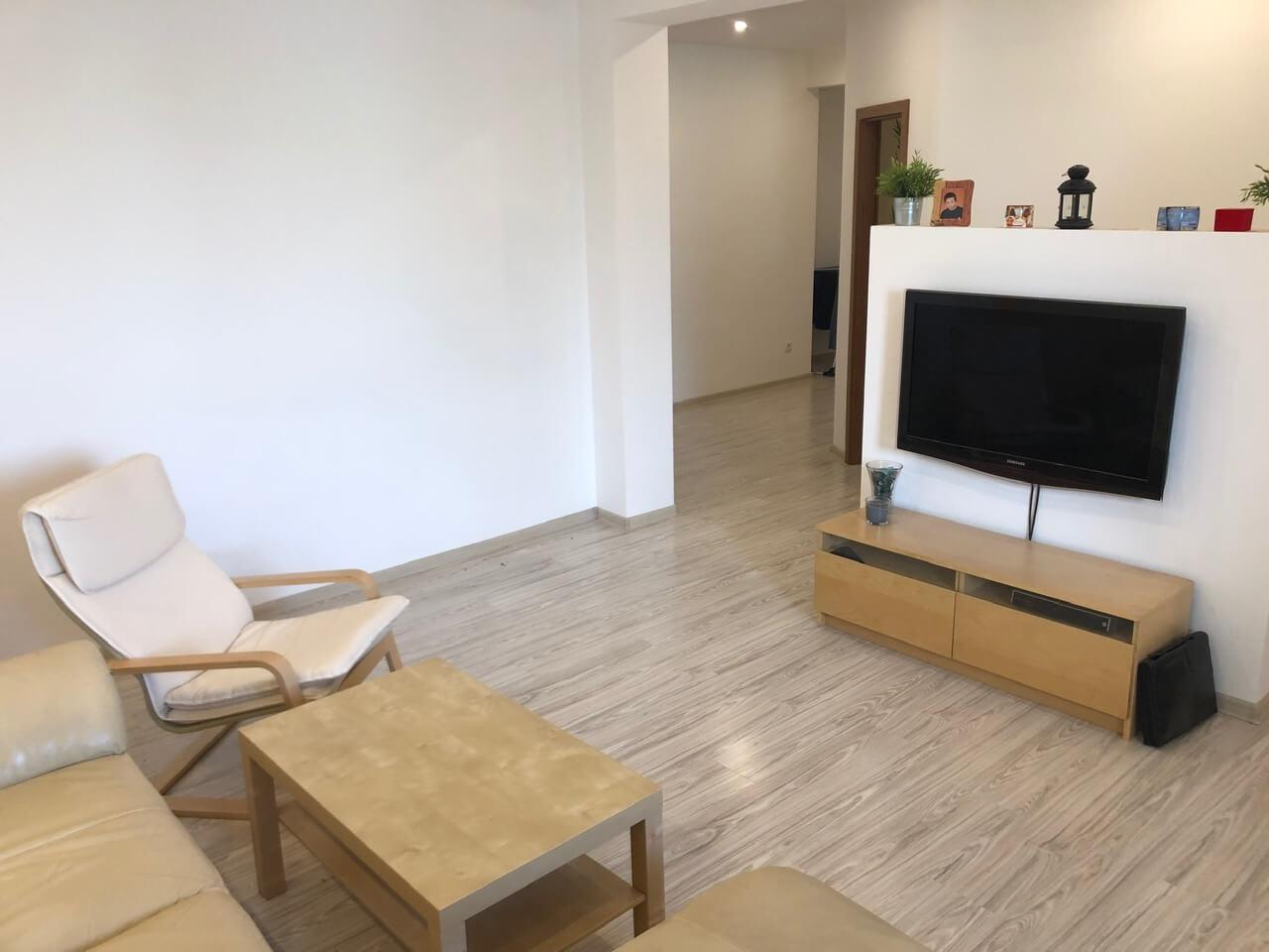 Exkluzívne na predaj 3 izb. byt, 81,7m2, balkón 5 m2, pivnica 6m2, garáž, Dunajská Lužná, ulica Brezová-2