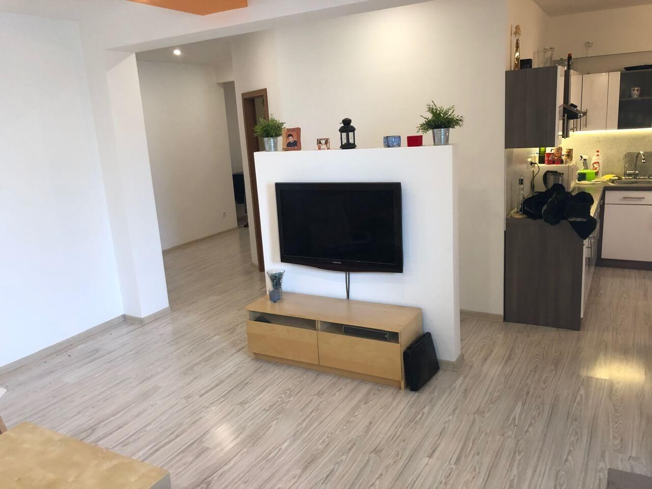 Exkluzívne na predaj 3 izb. byt, 81,7m2, balkón 5 m2, pivnica 6m2, garáž, Dunajská Lužná, ulica Brezová-1