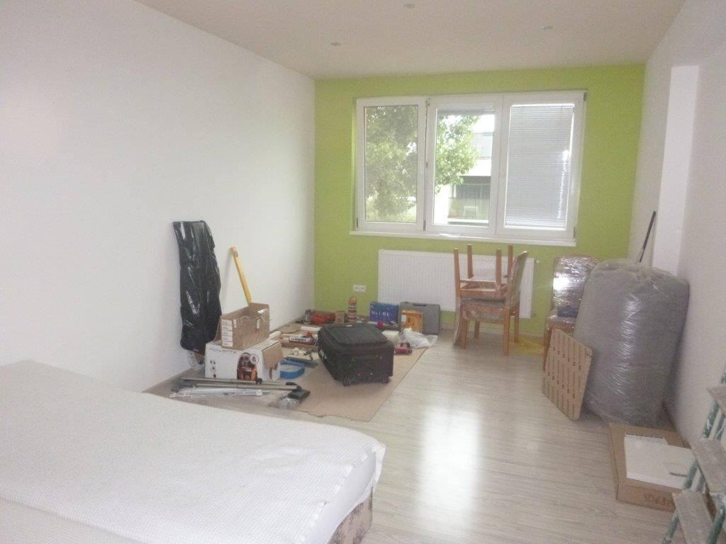 Exkluzívne na predaj 3 izb. byt, 81,7m2, balkón 5 m2, pivnica 6m2, garáž, Dunajská Lužná, ulica Brezová-16