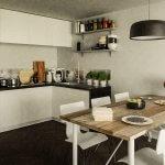 Predané: Novostavba bungalov radovka, 4 izbový, pozemok 300m2, užitkova 75m2-6