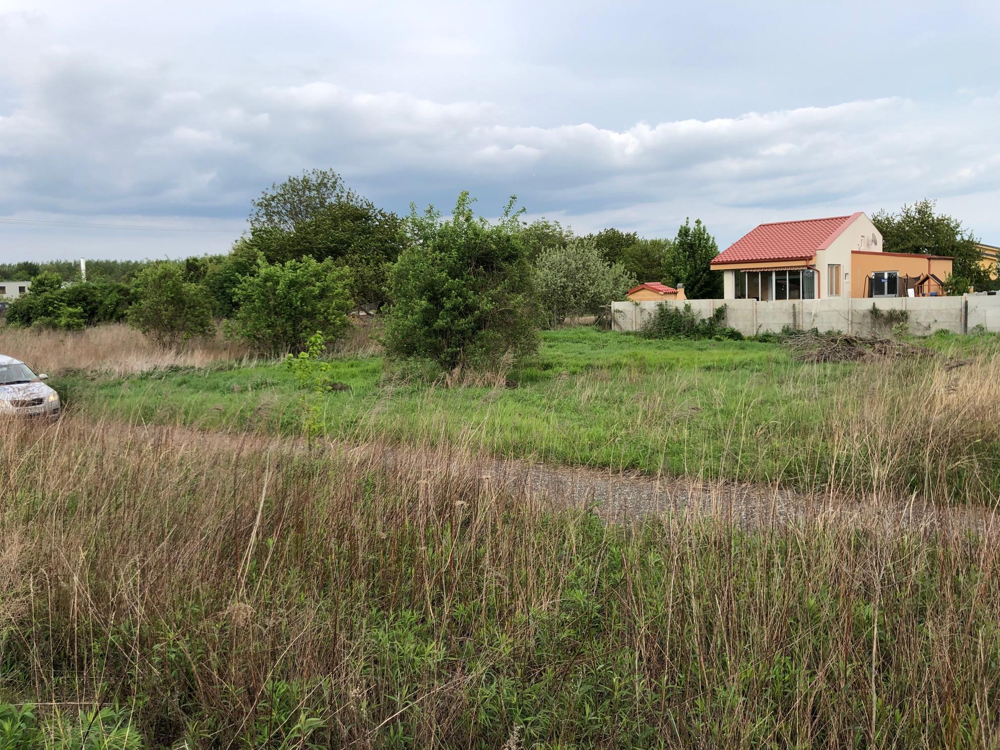 Pozemok pre výstavbu RD, Čunovo, Dolné kostolné polia, 1000m2-1