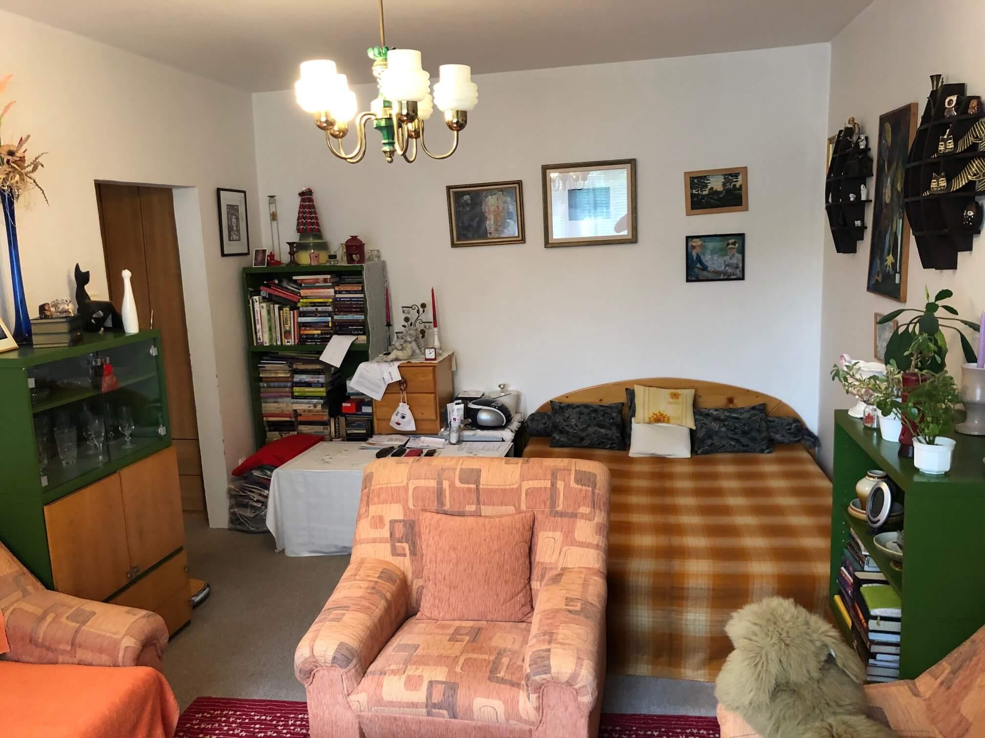 Predaný: 1 izbový byt, Ipeľská, Bratislava, 38m2, nízke náklady, parkovanie, vynikajúca občianska vybavenosť-3