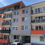 Rezervované: 3 izbový byt, novostavba, 72,25m2, loggia 4,82m2, Staré Grunty, Karlovka, garážové státie-71