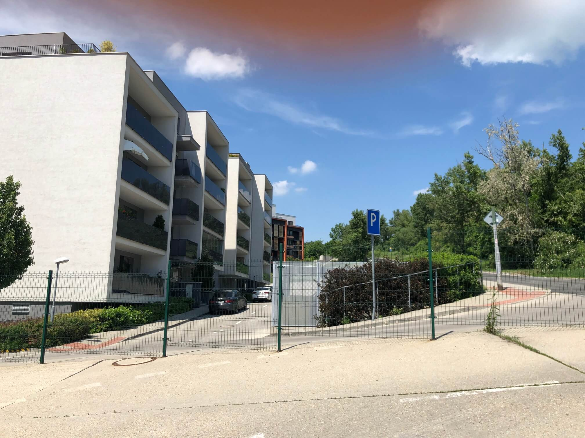 Rezervované: 3 izbový byt, novostavba, 72,25m2, loggia 4,82m2, Staré Grunty, Karlovka, garážové státie-70